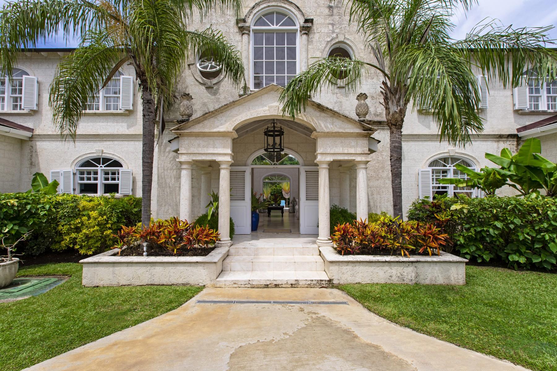 Single Family Homes pour l Vente à Saramanda Other Barbados, Autres Régions De Barbade Barbade