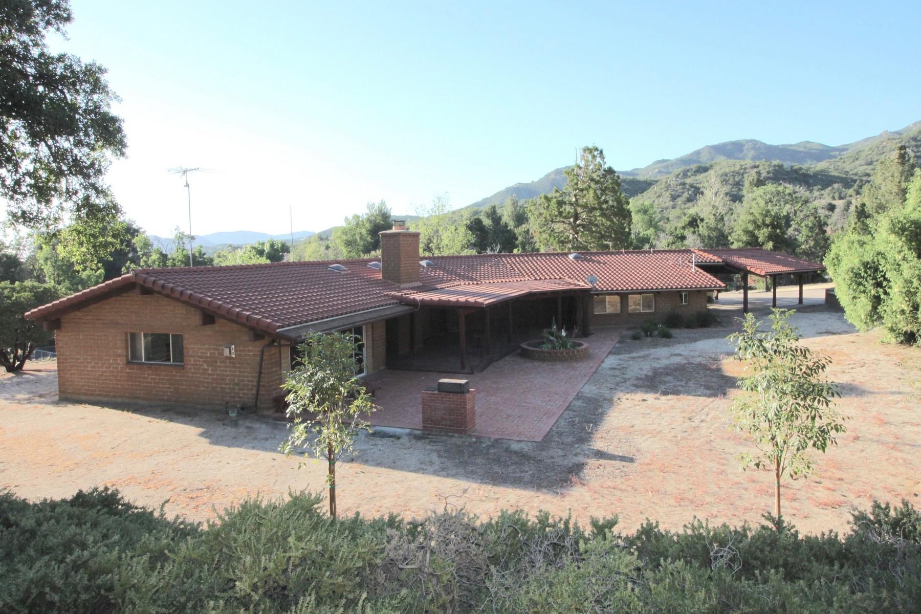 Maison unifamiliale pour l Vente à 32946 Camino Ortega Warner Springs, Californie, 92086 États-Unis