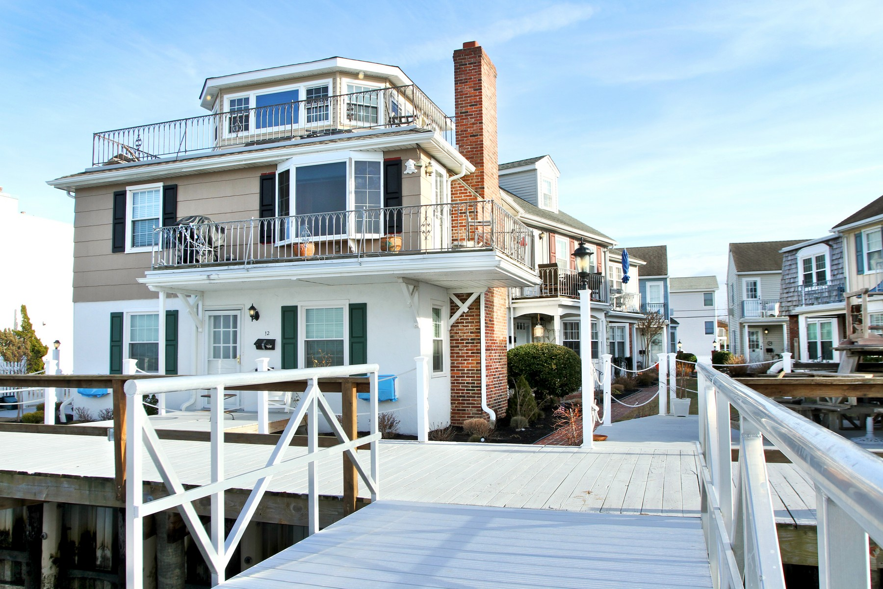 Condominiums for Active at Charming End Unit 600 Pleasure Ave, Unit 11 Ocean City, New Jersey 08226 United States