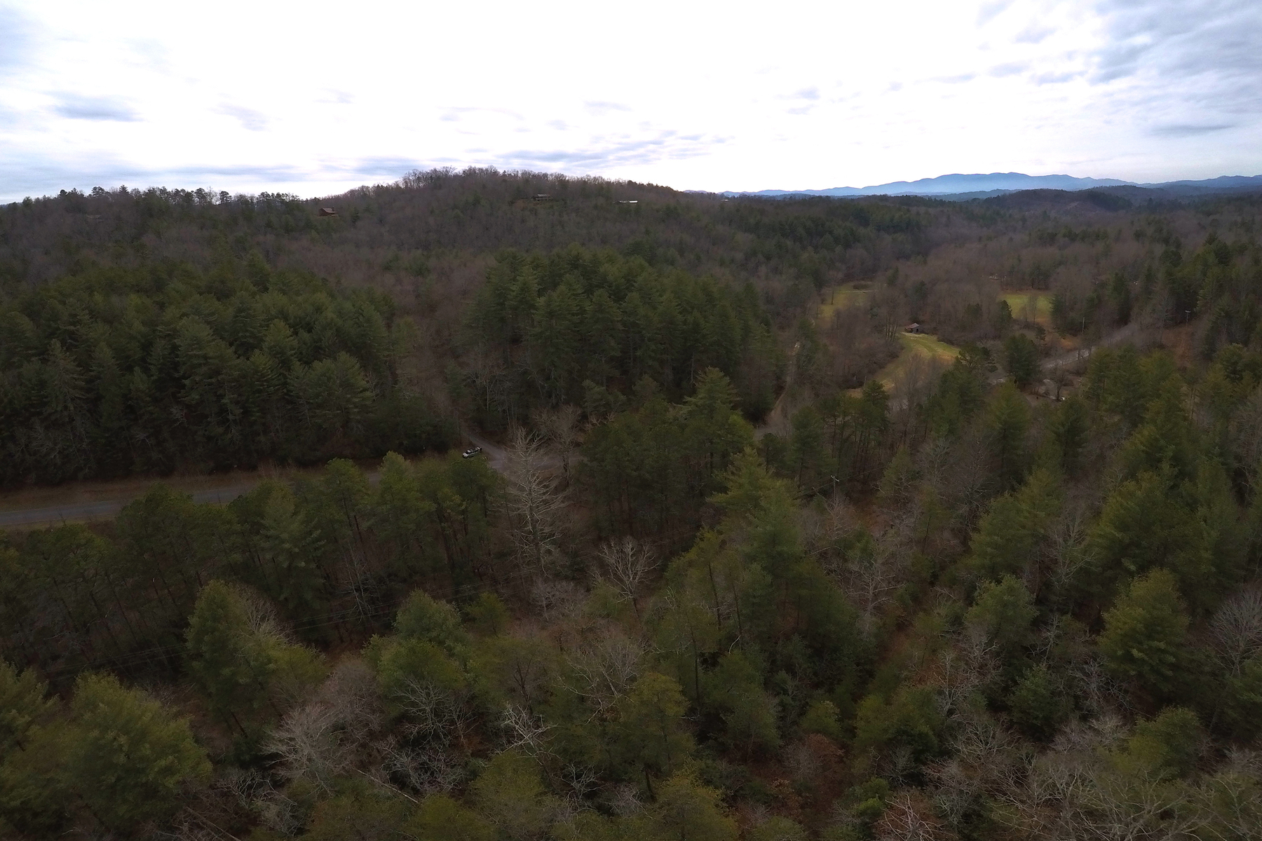 Additional photo for property listing at 22 Acres of Beautiful, Non-Restricted Mountain Property 24AC Hardscrabble Road Mineral Bluff, Джорджия 30559 Соединенные Штаты