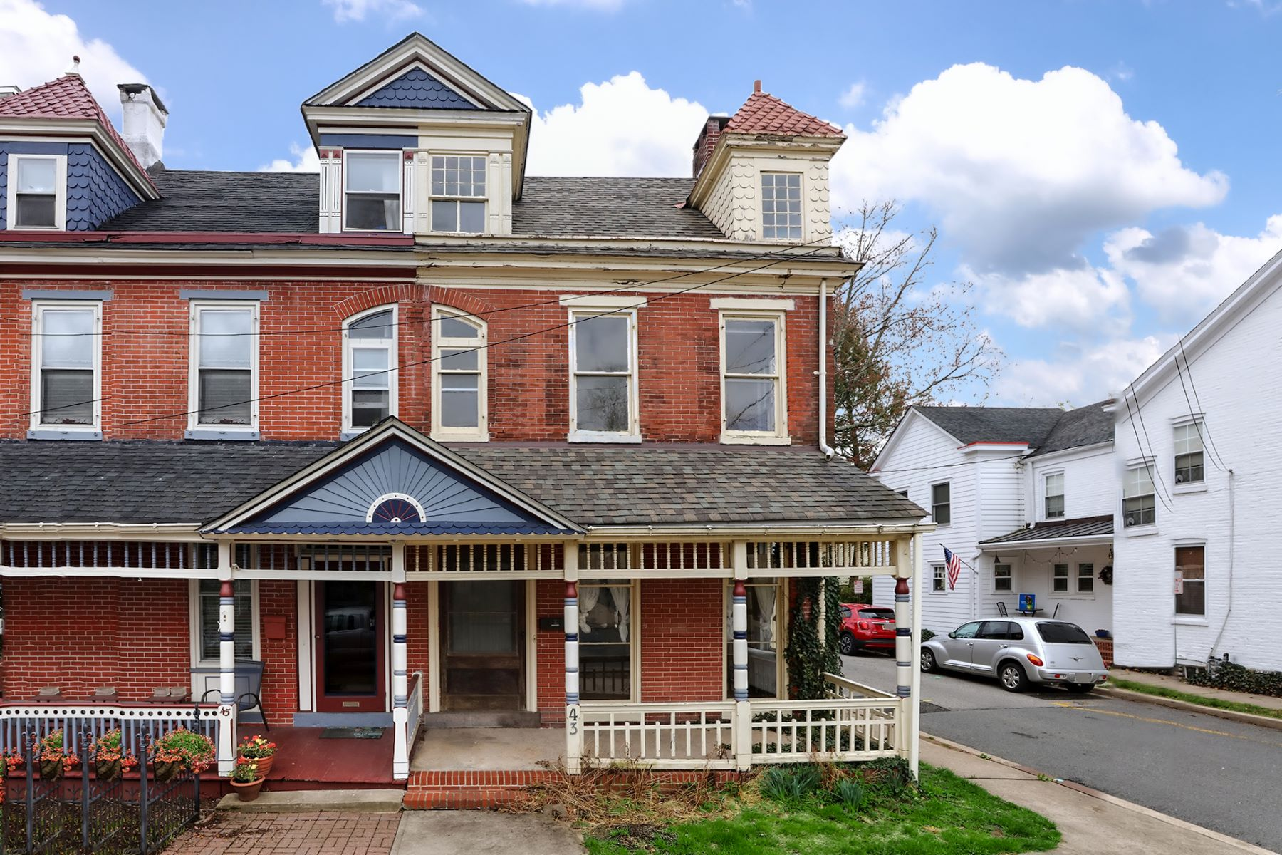townhouses for Sale at Don't Wait On This Rare Lambertville Opportunity! 43 Delaware Avenue, Lambertville, New Jersey 08530 United States