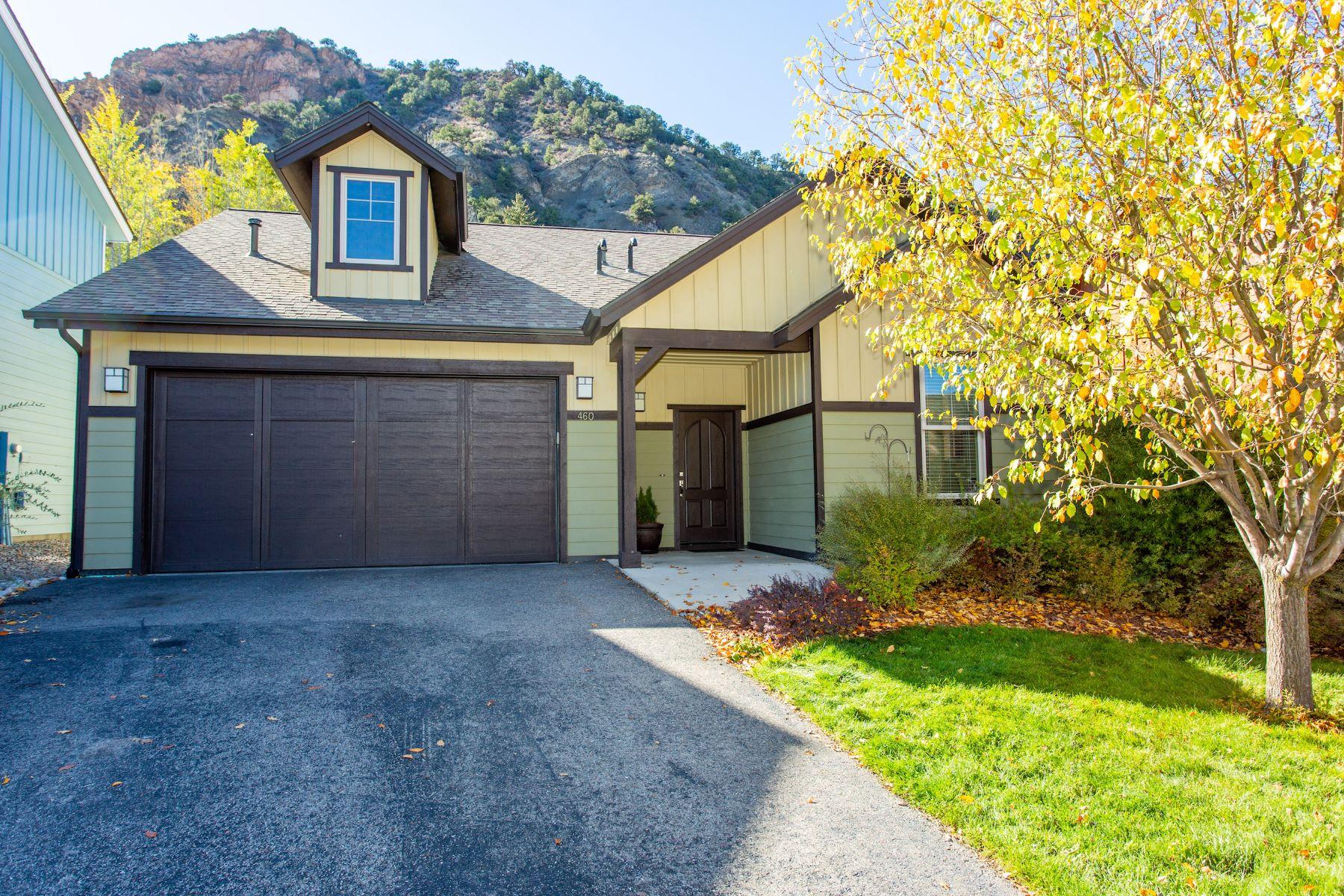 Casa Unifamiliar por un Venta en Ironbridge Lot 195 460 Red Bluff Vista Glenwood Springs, Colorado 81601 Estados Unidos