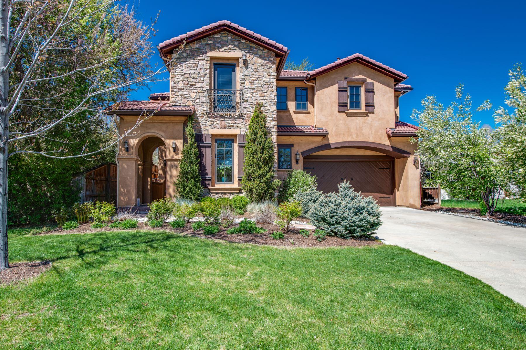 Single Family Home for Active at 121 Elm Street 121 Elm Street Denver, Colorado 80220 United States
