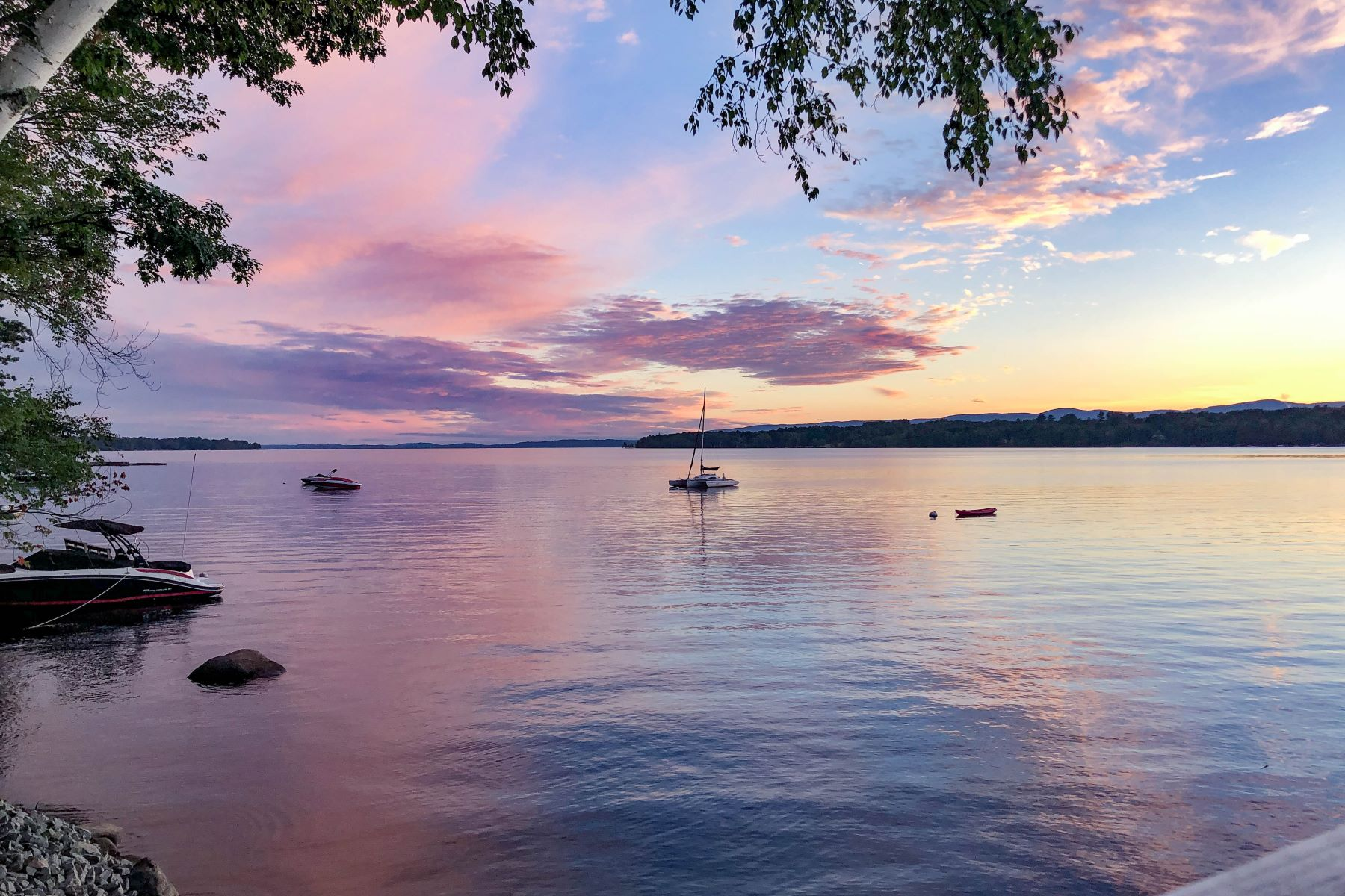 Single Family Homes for Sale at Amazing Sunsets on Sacandaga 00 Confidential Northville, New York 12134 United States