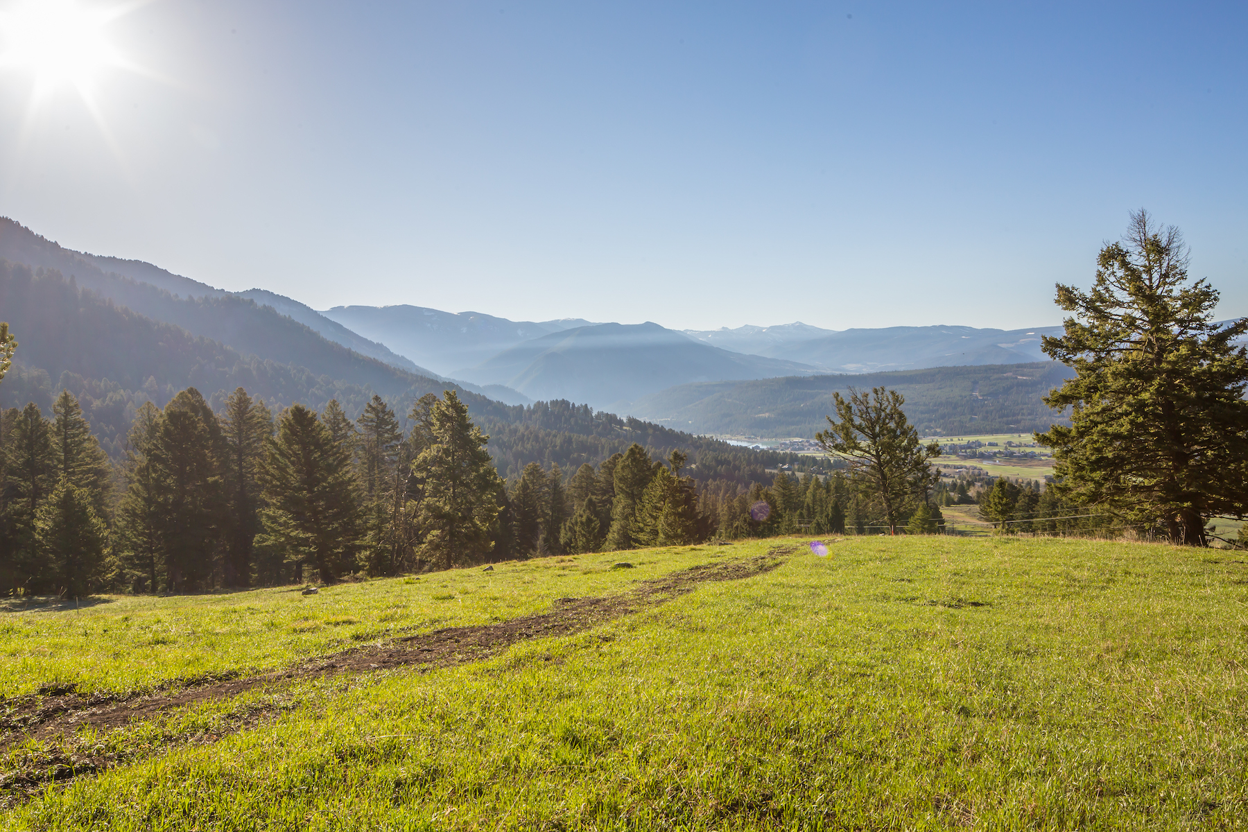 Land for Sale at Upper Chief Joseph Lot 3B-1 Upper Chief Joseph Tr. Lot 3B-1 Big Sky, Montana, 59716 United States
