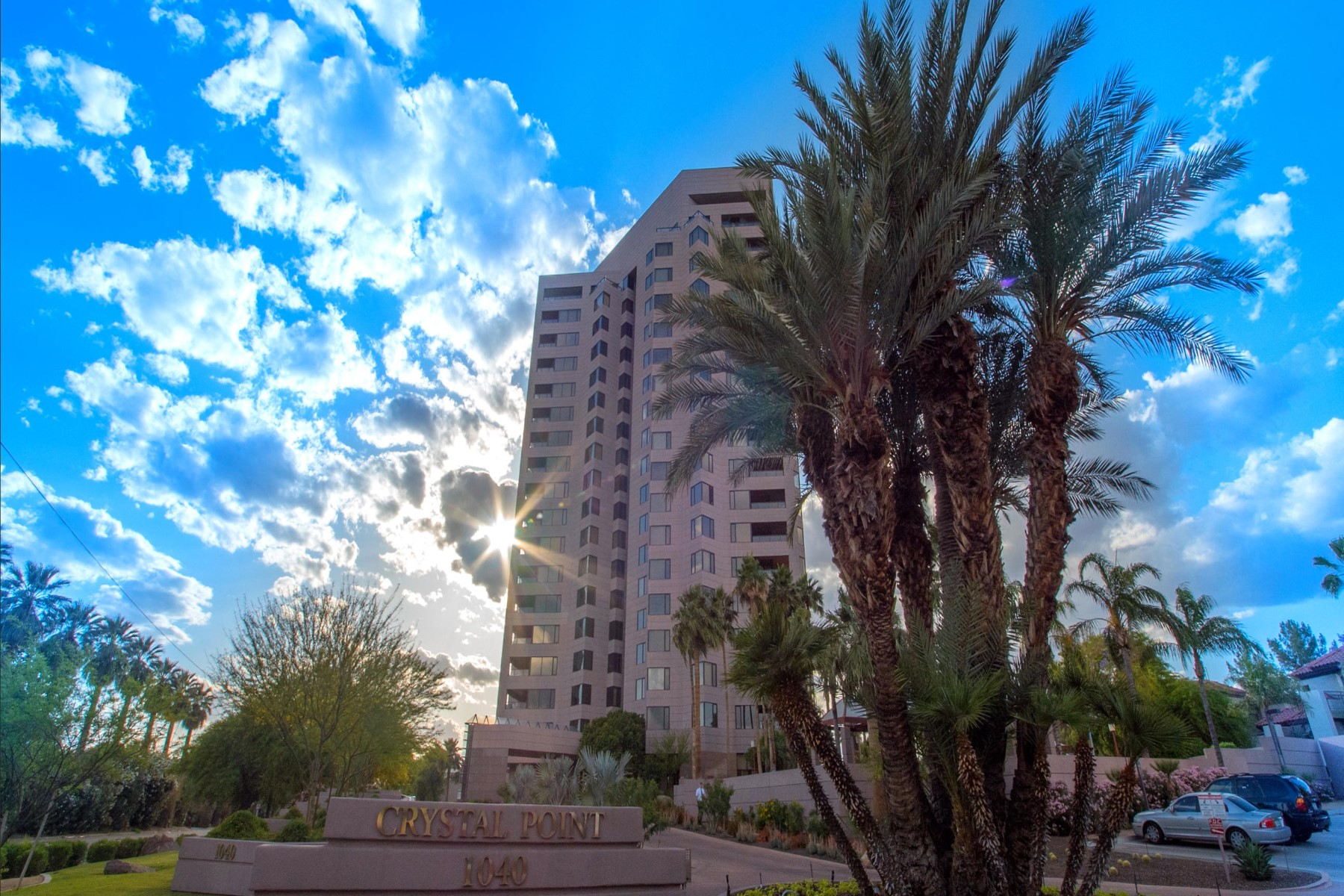 sales property at Phoenix's premier high-rise destination