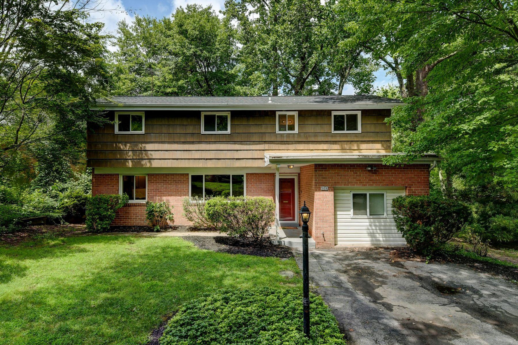 Single Family Homes por un Venta en Cromwell Heights Split Level 808 Beaverbank Circle Towson, Maryland 21286 Estados Unidos