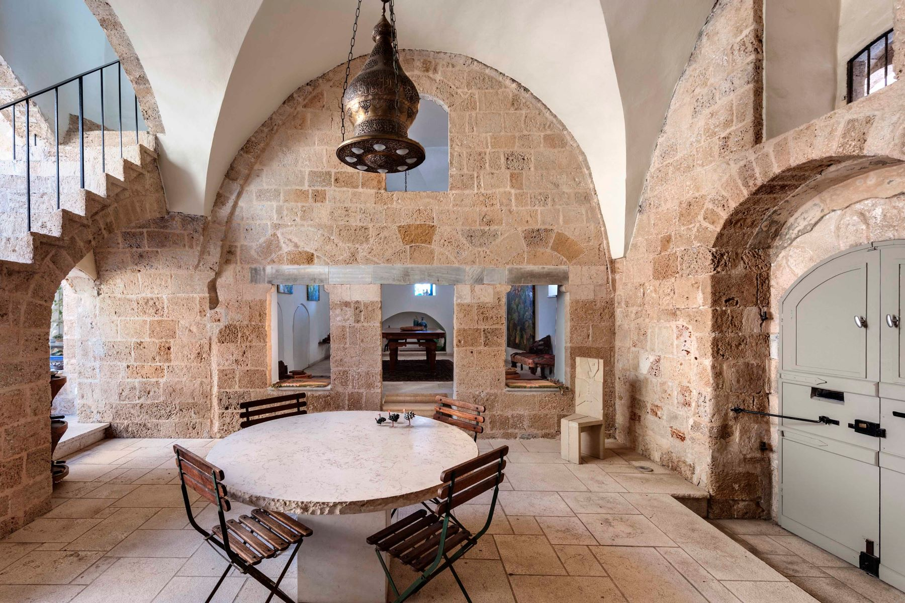 Additional photo for property listing at Luxury Home in The Old City of Historical Jaffa Jaffa, Israel Israel