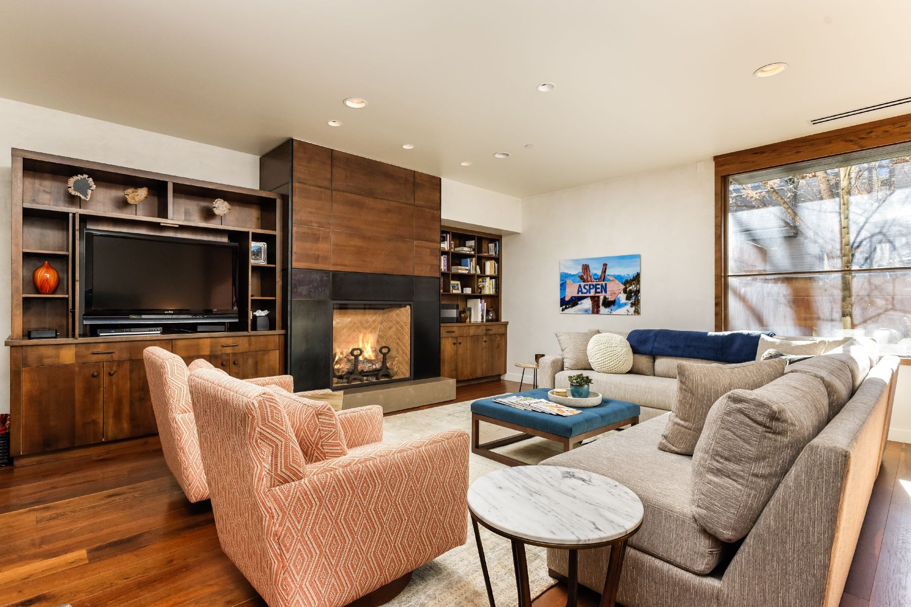 Condominium for Active at Monarch on the Park 233 East Cooper Avenue Unit C-1 Aspen, Colorado 81611 United States