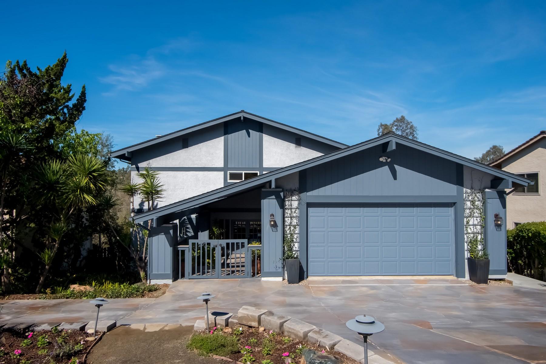 Casa Unifamiliar por un Venta en 732 Val Sereno Drive Encinitas, California, 92024 Estados Unidos