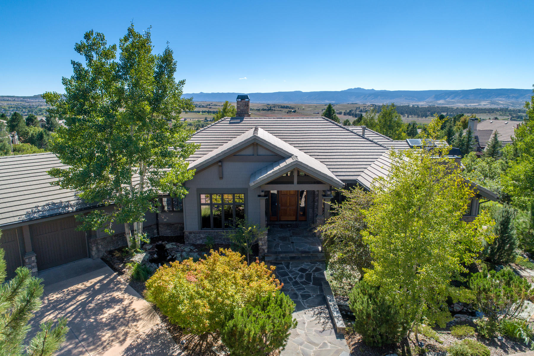 Single Family Home for Active at It's All About The View! 771 International Isle Drive Castle Rock, Colorado 80108 United States