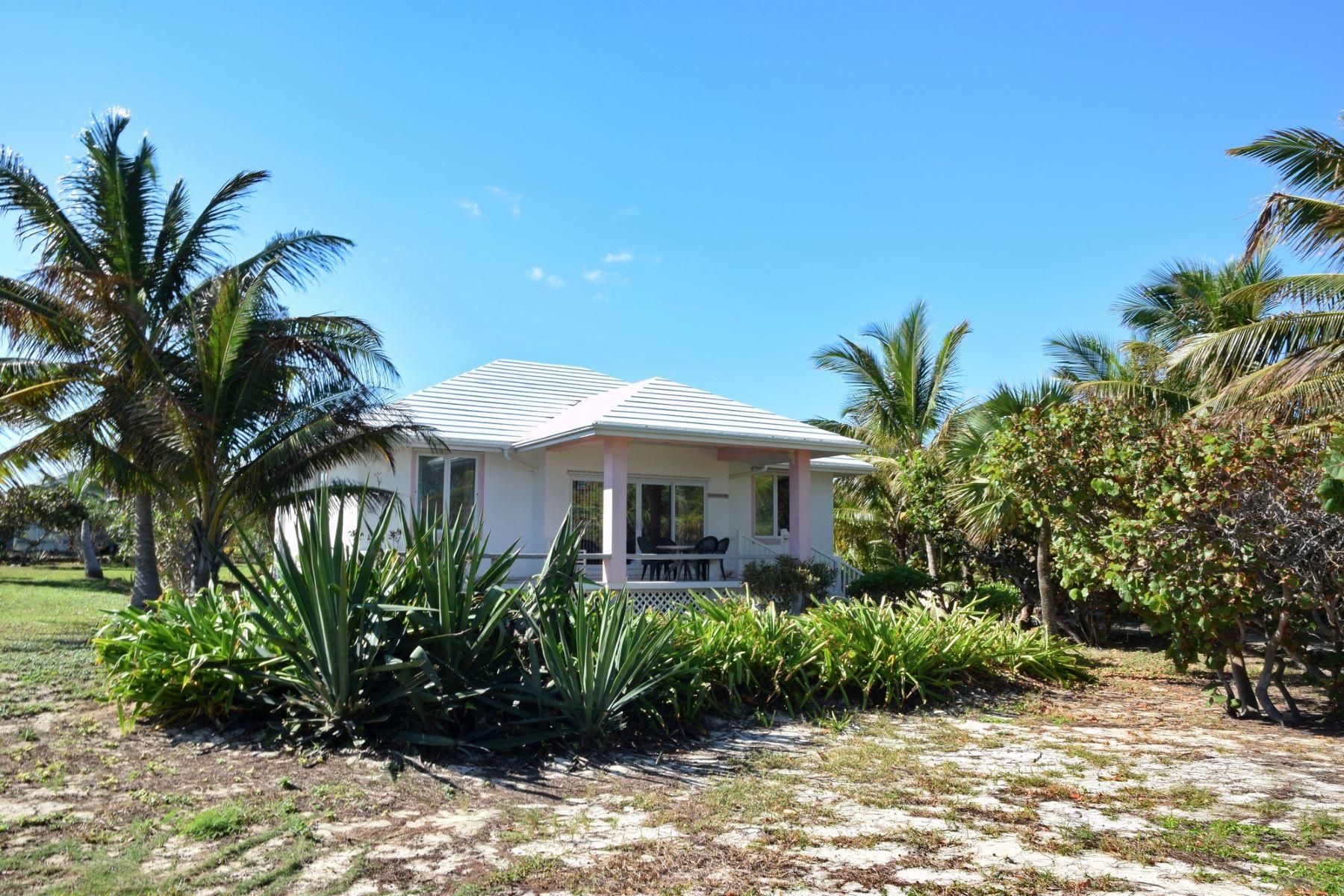 獨棟家庭住宅 為 出售 在 Conch Shell Cottage Green Turtle Cay, 阿巴科, 巴哈馬