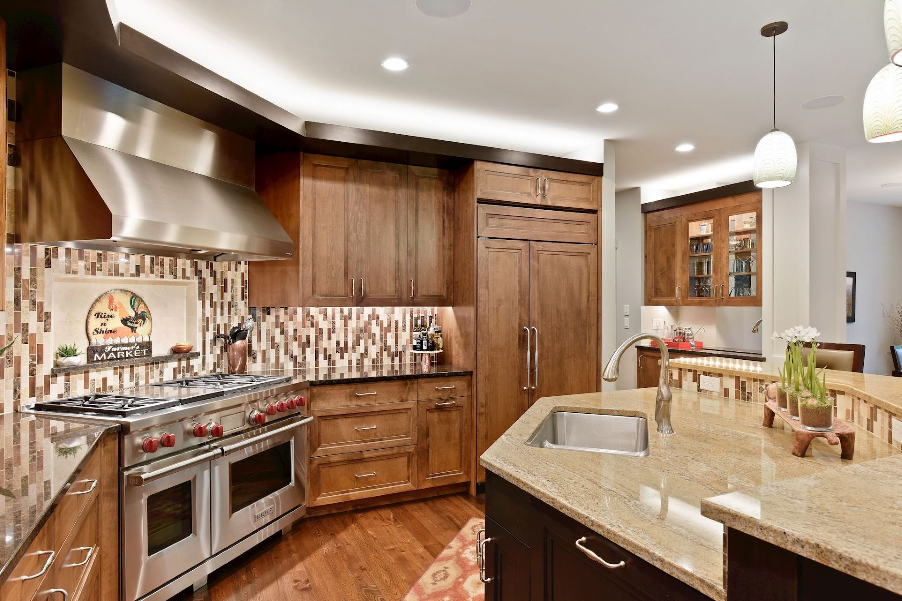 Single Family Homes for Sale at Incredible Two Story Home in Wayzata's Premier Location 207 Manitoba Avenue Wayzata, Minnesota 55391 United States