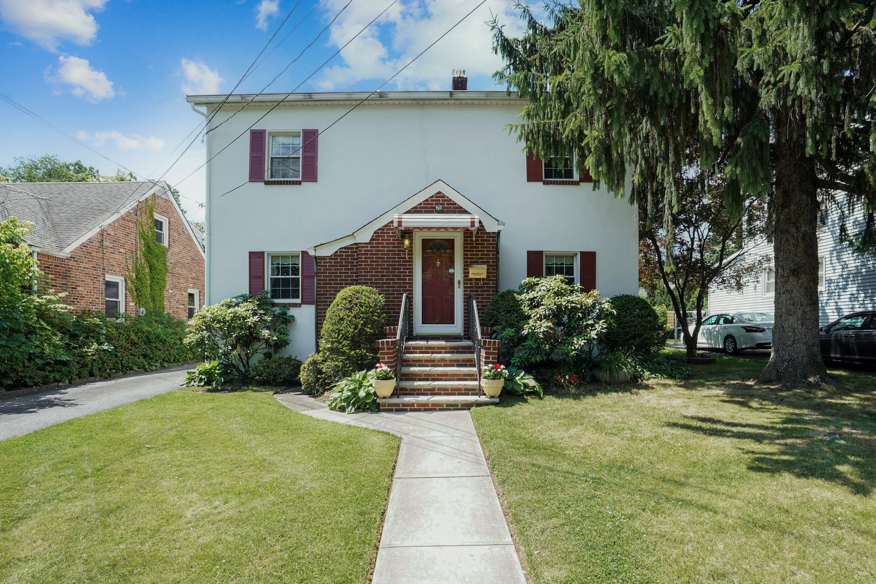 Multi-Family Homes for Active at Lovingly Maintained Two-Family Home 4 Almira Street Bloomfield, New Jersey 07003 United States