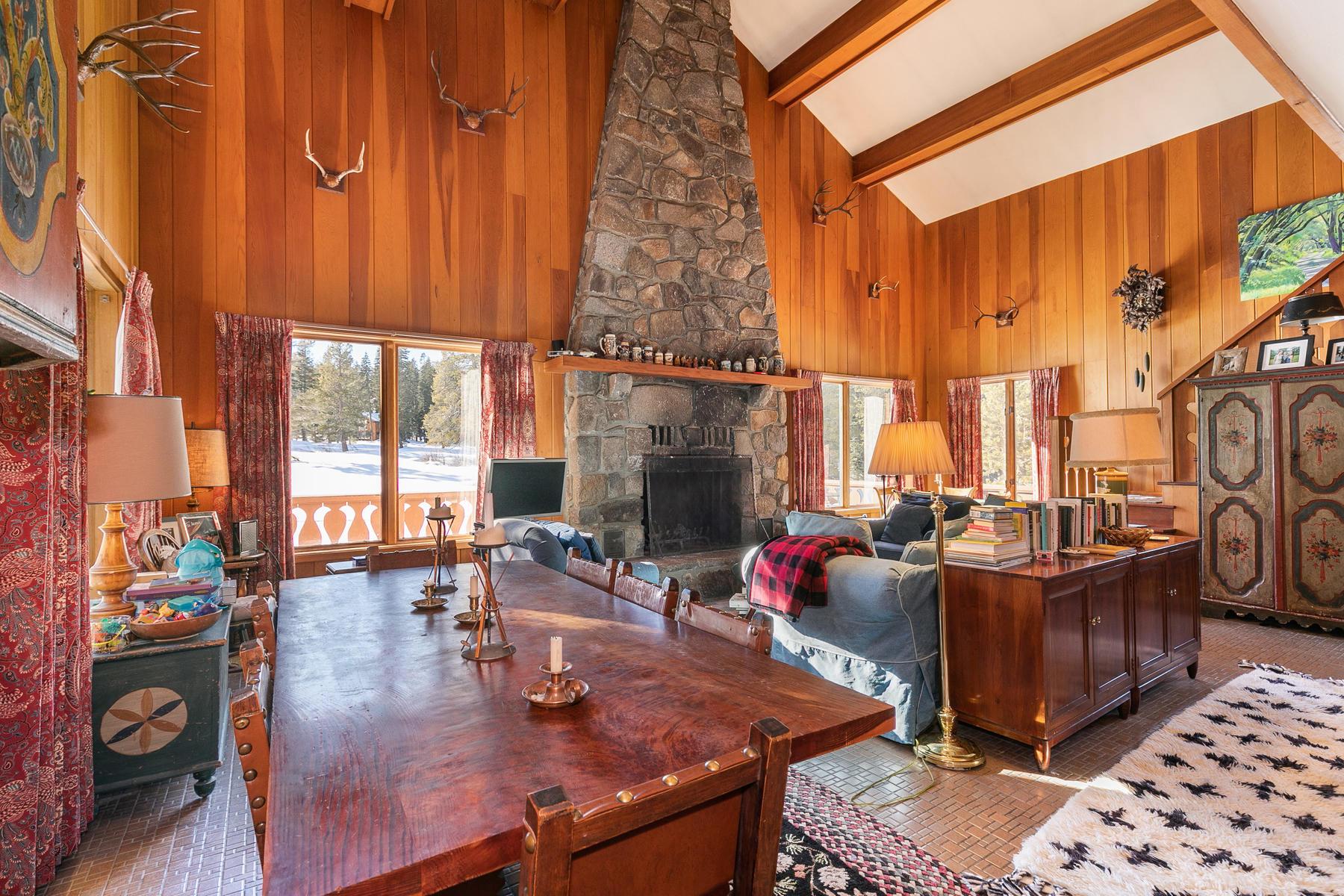 Additional photo for property listing at 750 Pennyroyal Lane Norden California 95724 750 Pennyroyal Lane Norden, California 95742 Estados Unidos