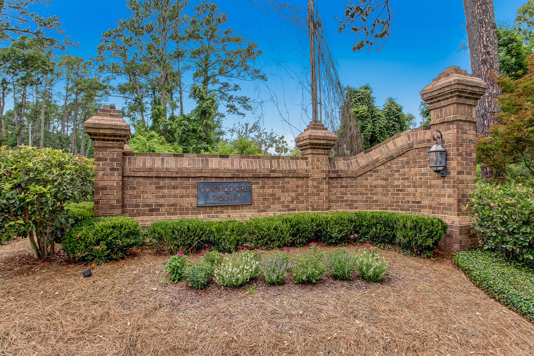 Частный односемейный дом для того Продажа на 120 Schooner Drive 120 Schooner Dr., Savannah, Джорджия, 31410 Соединенные Штаты