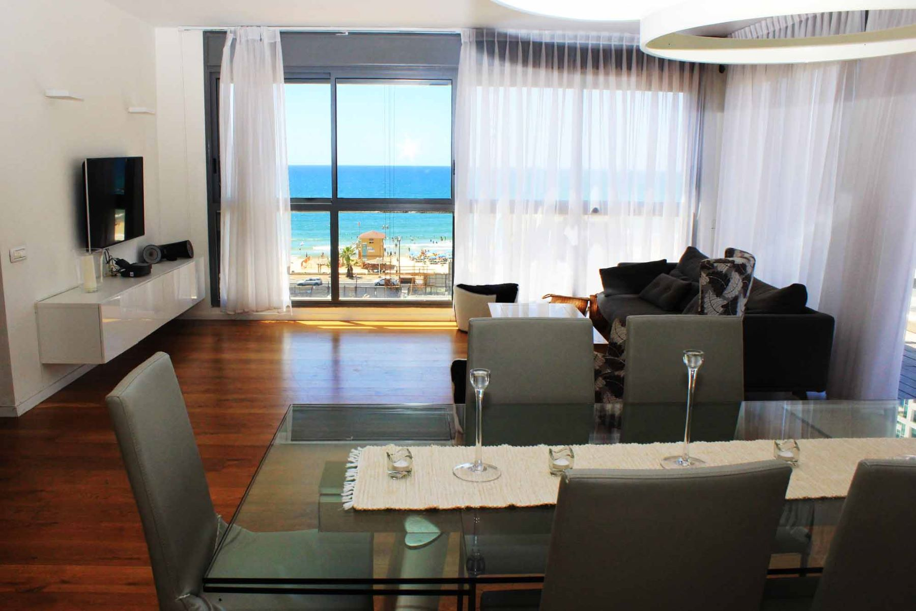 Apartment for Sale at Serene Duplex Penthouse With Panoramic Sea Views Tel Aviv, Israel Israel