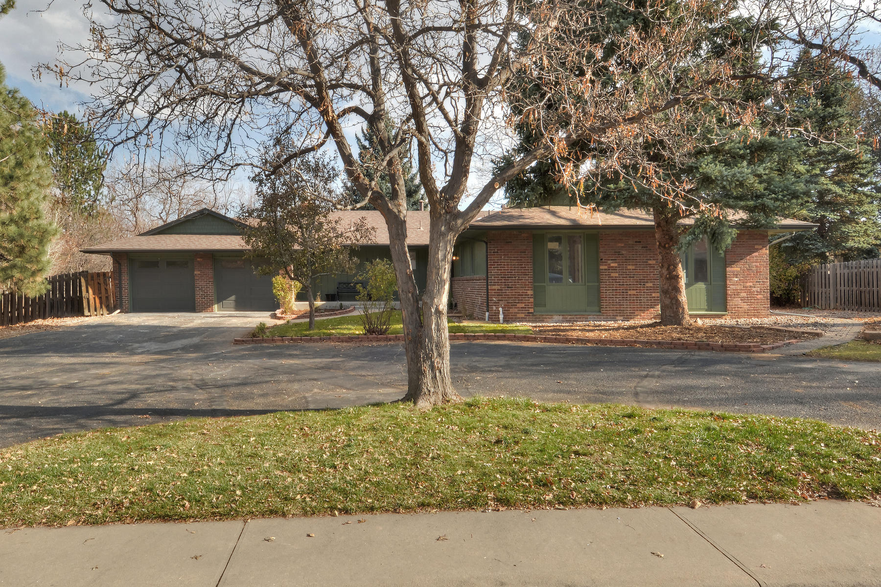 Single Family Home for Active at Bright and Open Ranch On Almost Half An Acre 210 Kiowa Pl Boulder, Colorado 80303 United States