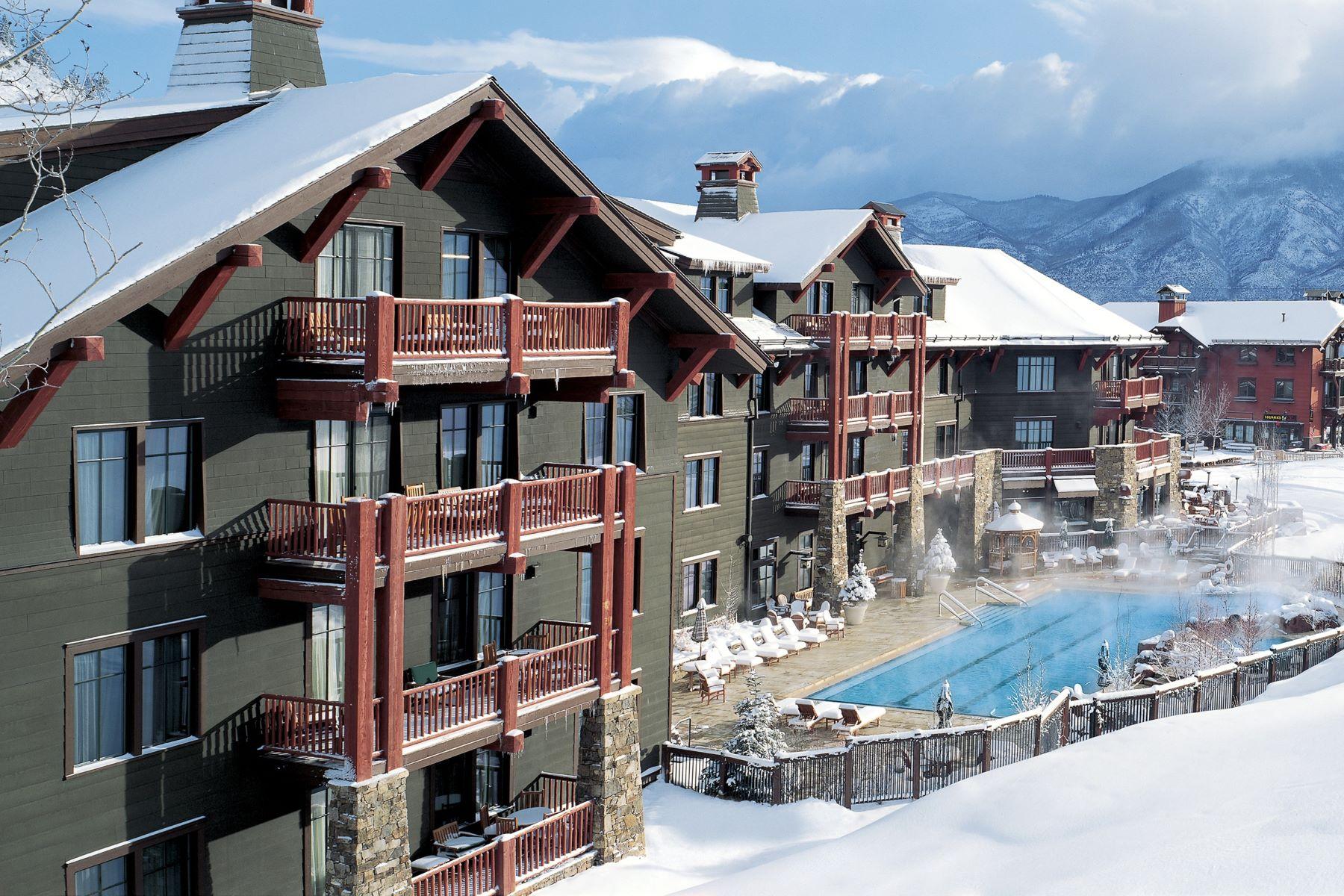 Долевое владение для того Продажа на The Ritz Carlton 0075 Prospector Road #8314-4, Aspen, Колорадо, 81611 Соединенные Штаты