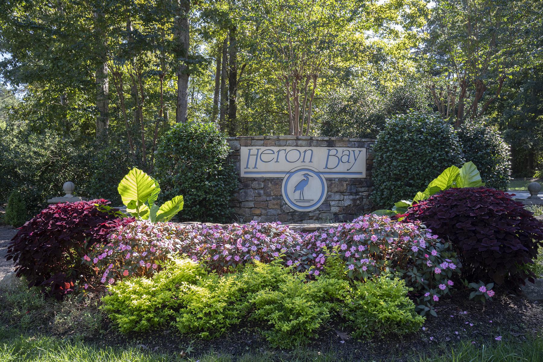 Land for Active at HERON BAY 718 Whisper Lake Dr , 13 New London, North Carolina 28127 United States