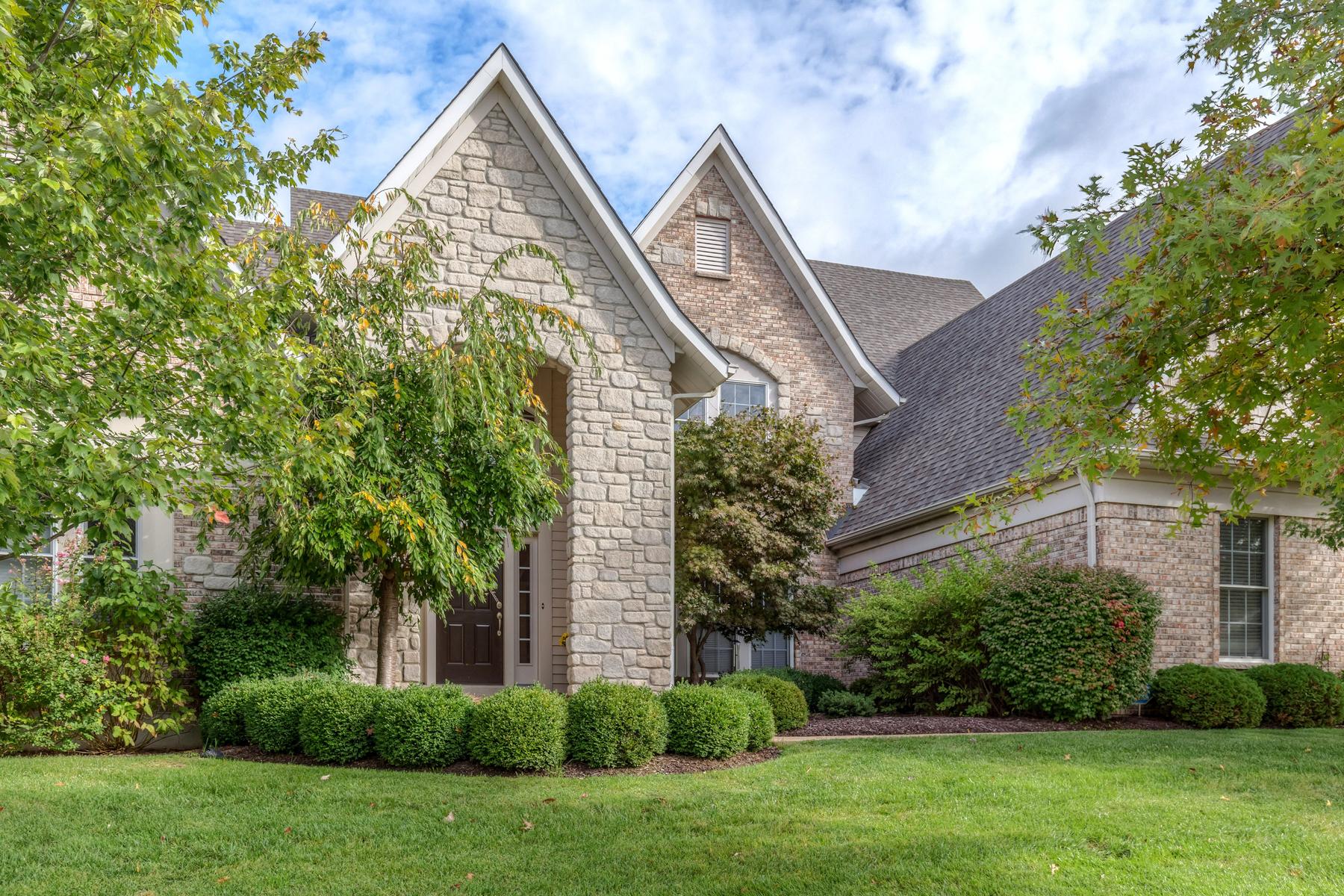 Maison unifamiliale pour l Vente à 2702 Wynncrest Manor 2702 Wynncrest Manor Dr Chesterfield, Missouri, 63005 États-Unis