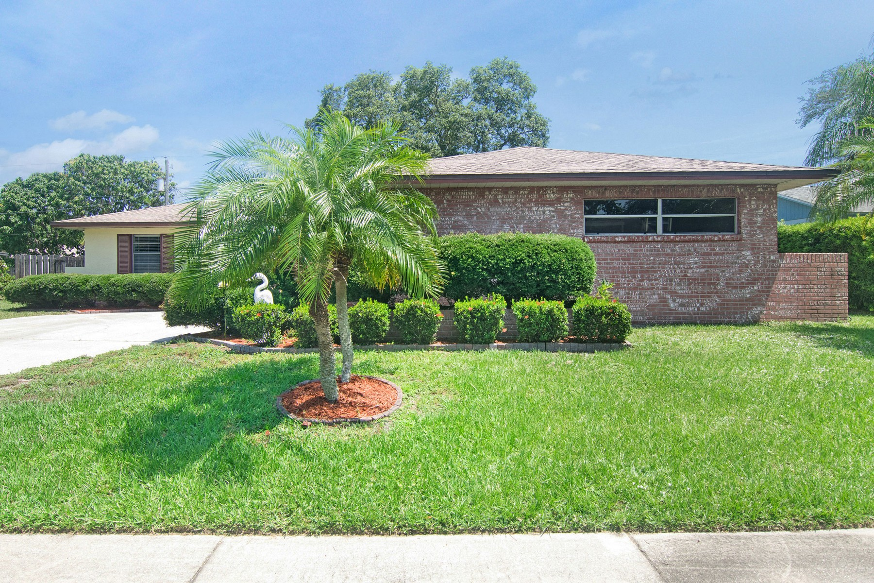 Single Family Homes for Sale at Greentree Park 1546 Spruce Road Melbourne, Florida 32935 United States