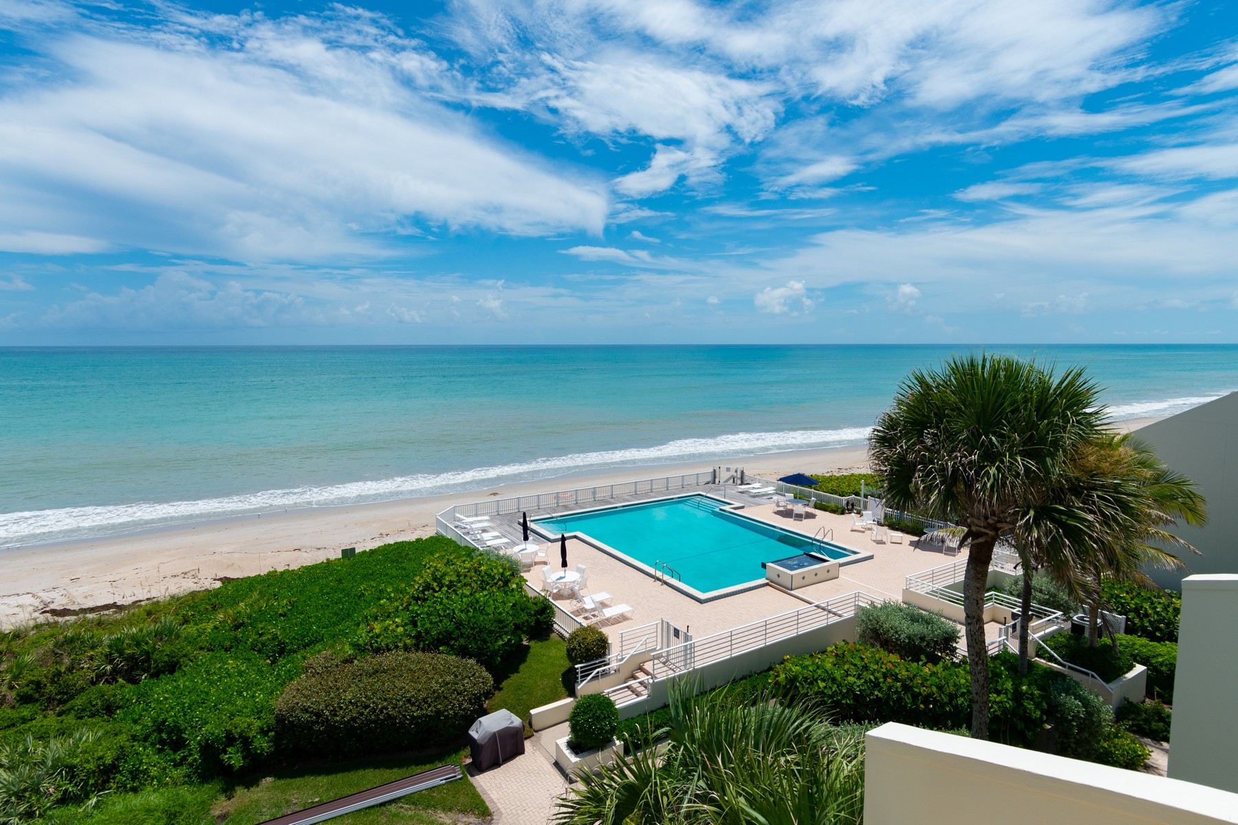 Baytree Oceanfront Penthouse 8416 Oceanside Drive #F31 Indian River Shores, Floride 32963 États-Unis