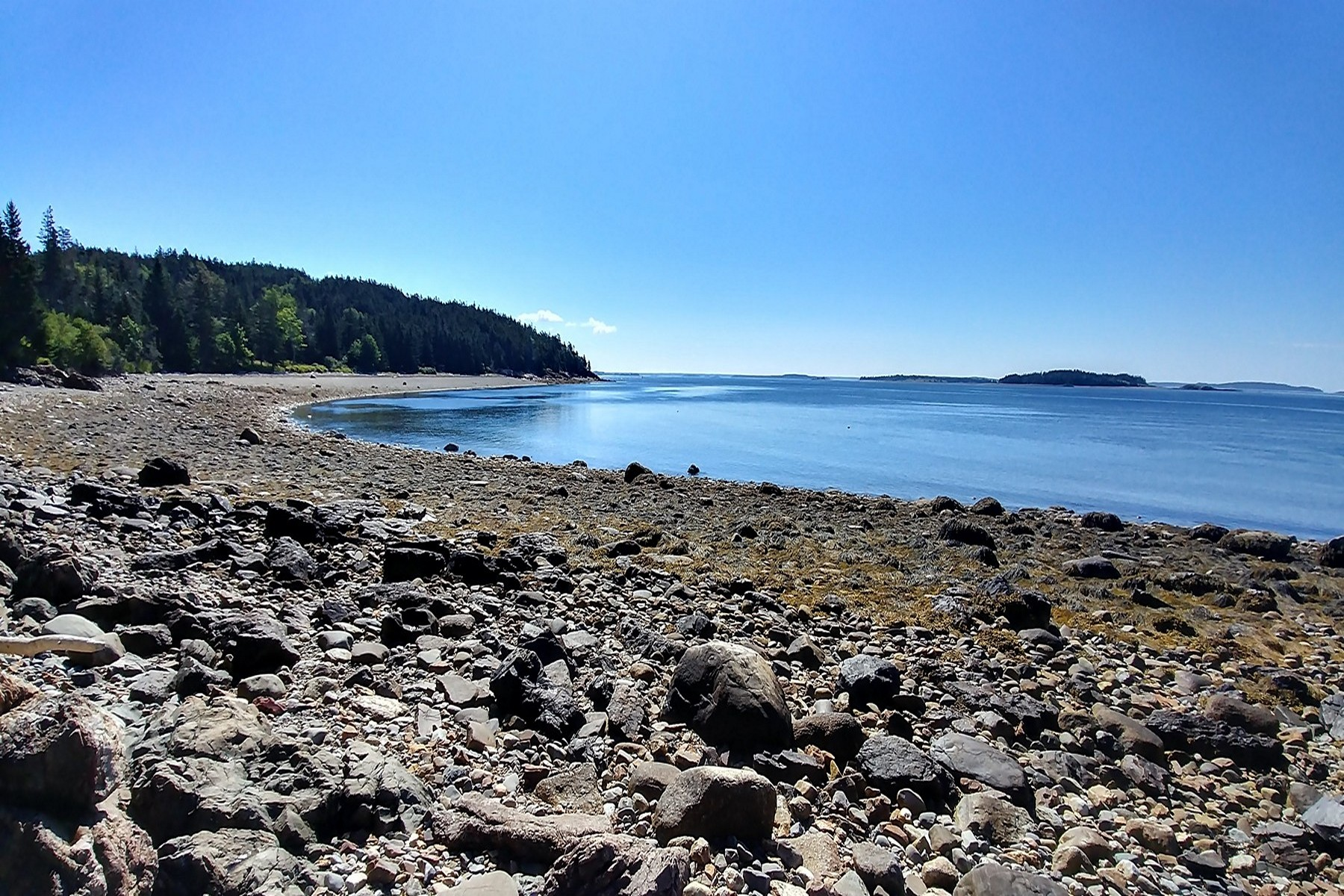 Single Family Home for Sale at The Point 10 Point Road Brooksville, Maine, 04642 United States
