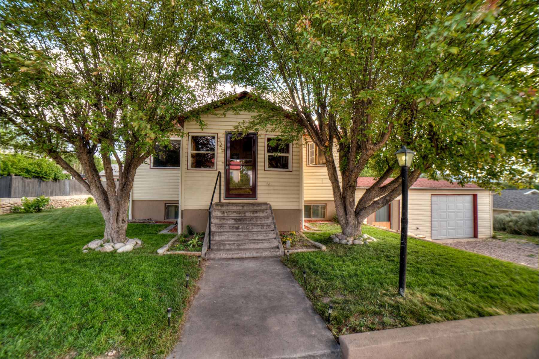 Single Family Home for Sale at Vintage Charm and Modern Convenience 325 E 10th St Rifle, Colorado, 81650 United States