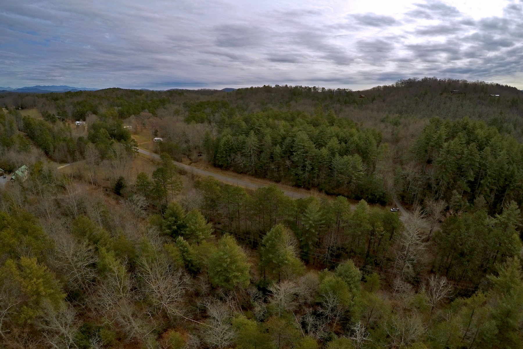 Additional photo for property listing at 22 Acres of Beautiful, Non-Restricted Mountain Property 24AC Hardscrabble Rd Mineral Bluff, Georgia 30559 Stati Uniti