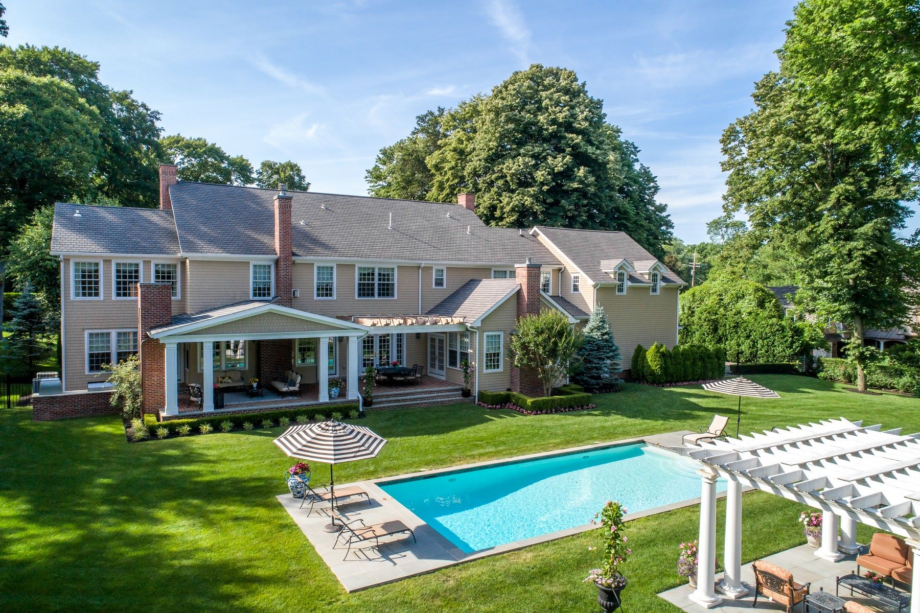 Single Family Homes for Active at Live Inspired 131 Ridge Rd Rumson, New Jersey 07760 United States