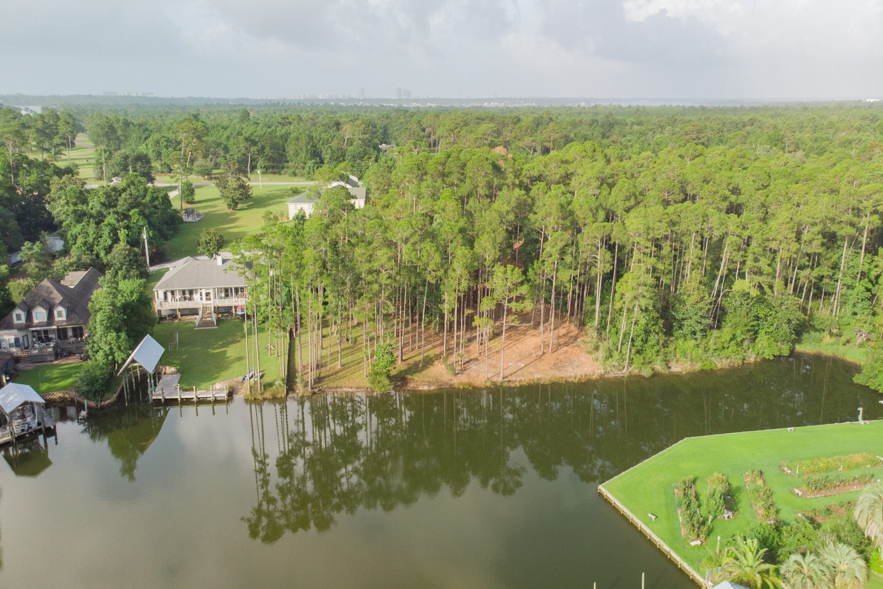 Terreno por un Venta en Bayou Land 4 S Bayou Drive Elberta, Alabama 36530 Estados Unidos