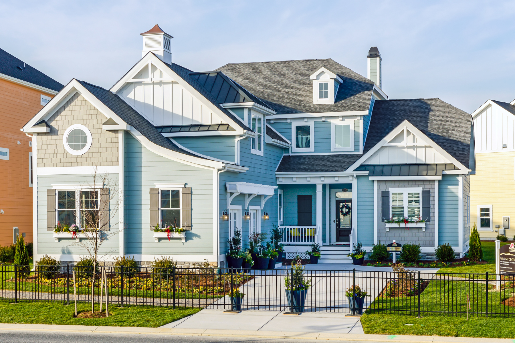 Single Family Homes for Sale at Bethany To-be-built Home Millsboro, Delaware 19966 United States