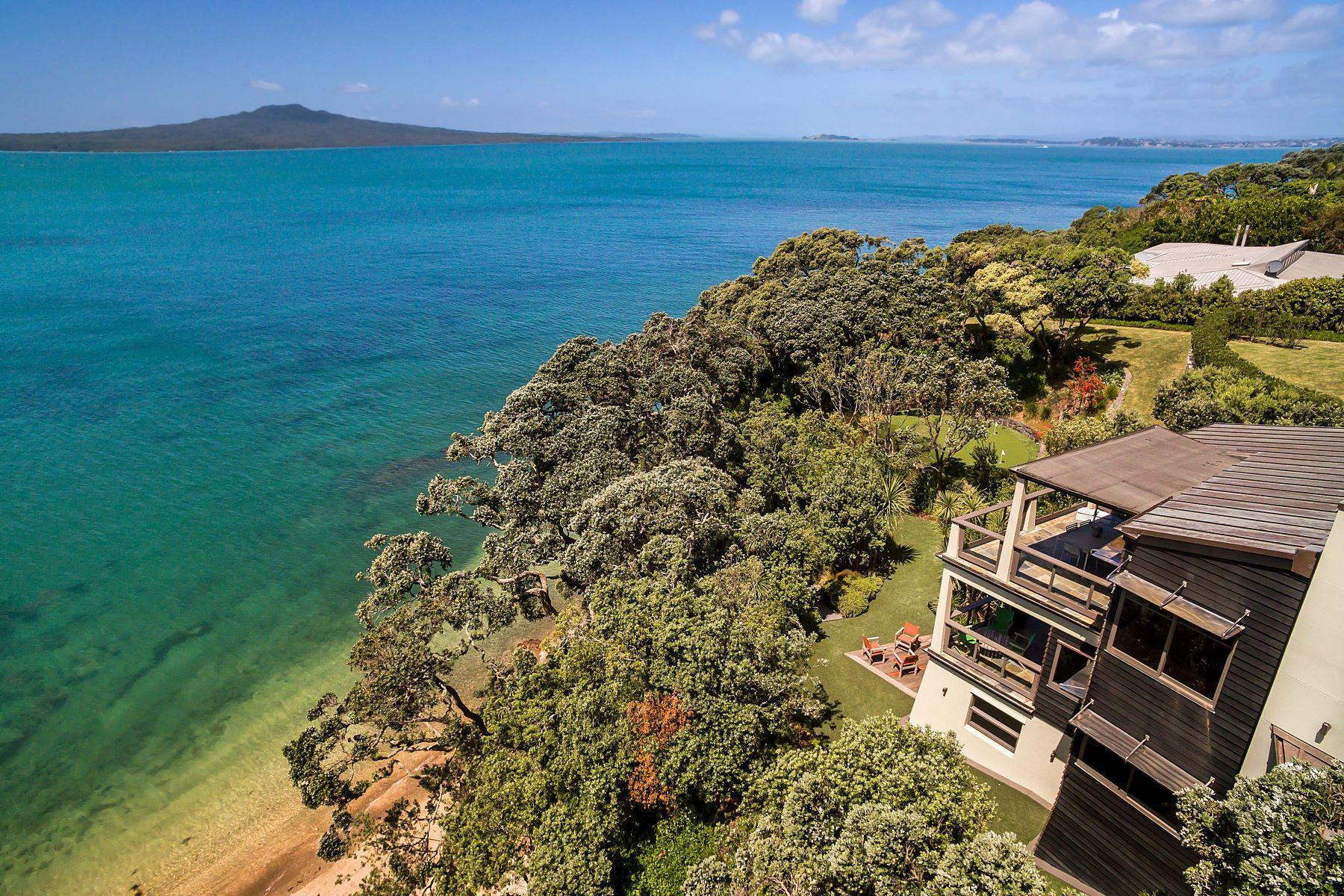 Single Family Homes pour l Vente à 16 Seacliffe Avenue Autres Auckland, Auckland 0622 Nouvelle-Zélande