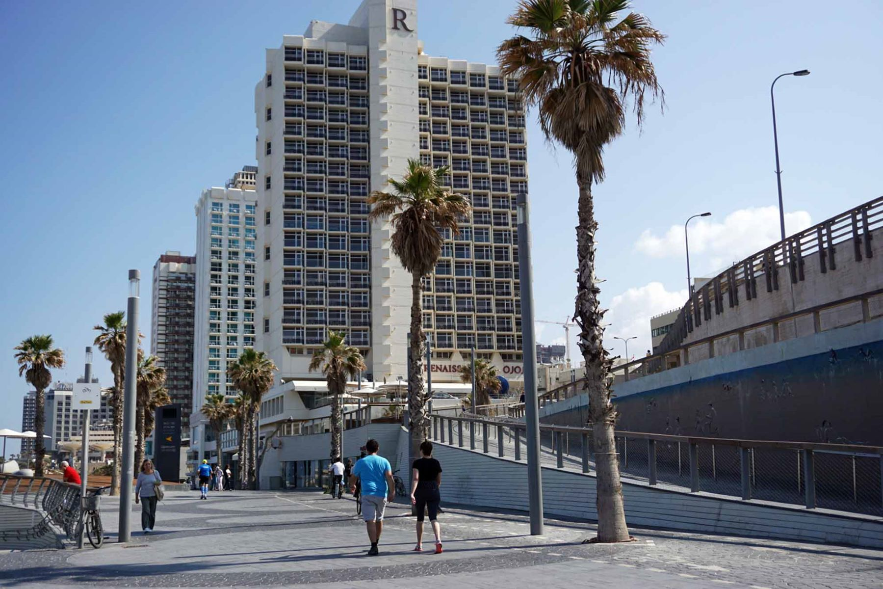 Additional photo for property listing at Refined New Apartment in Prime Location Tel Aviv, Israel Israël