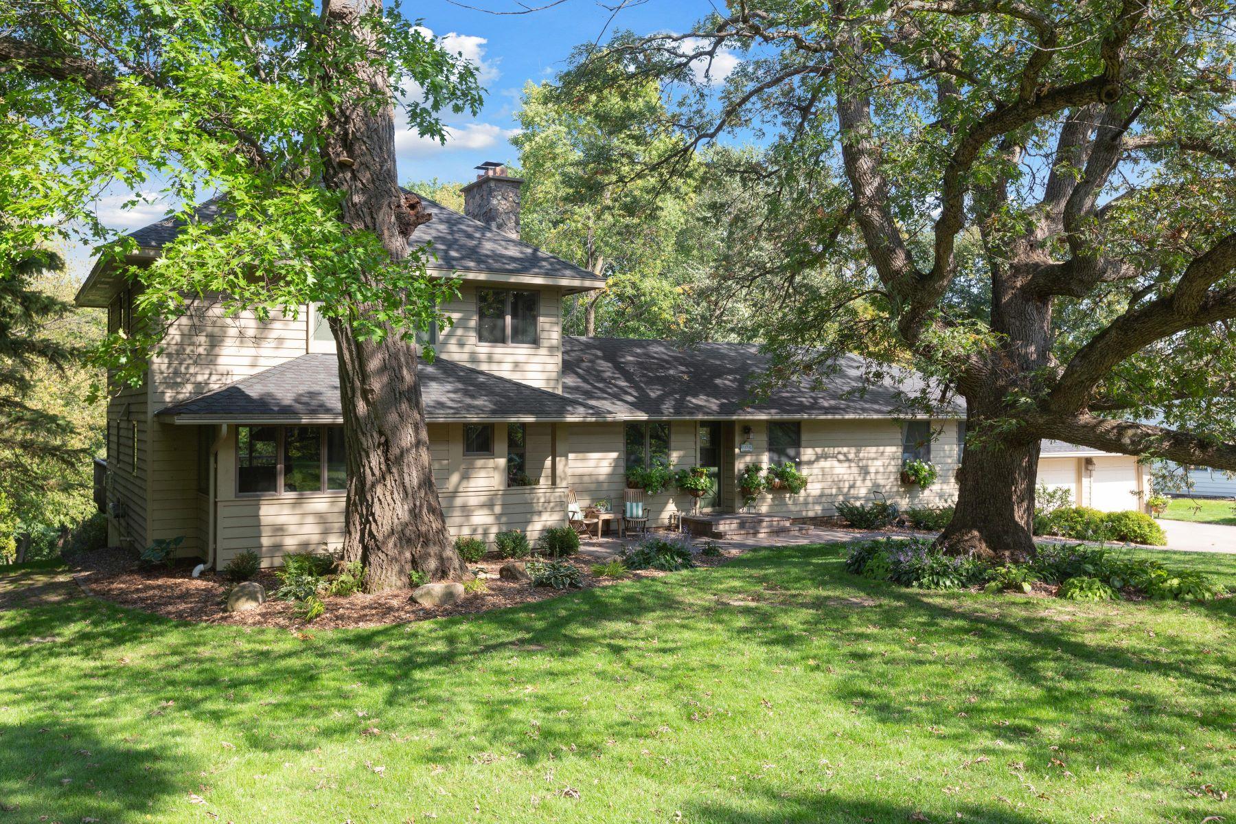 "Single Family Homes for Sale at 4 Bedroom Home Located in Holdridge ""Hidden Gem"" Wayzata 15706 Holdridge Road E Wayzata, Minnesota 55391 United States"