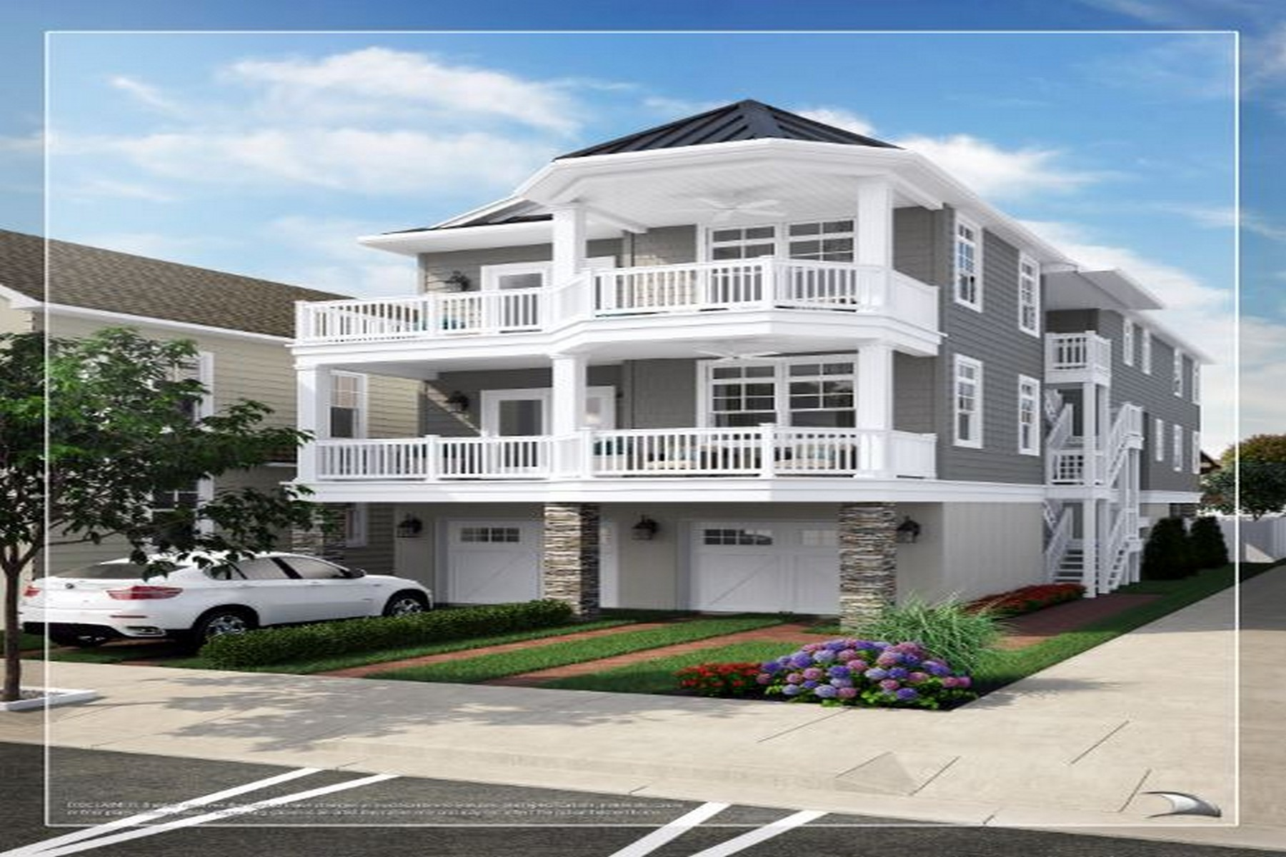townhouses for Sale at 11 S Madison Ave Margate, New Jersey 08402 United States