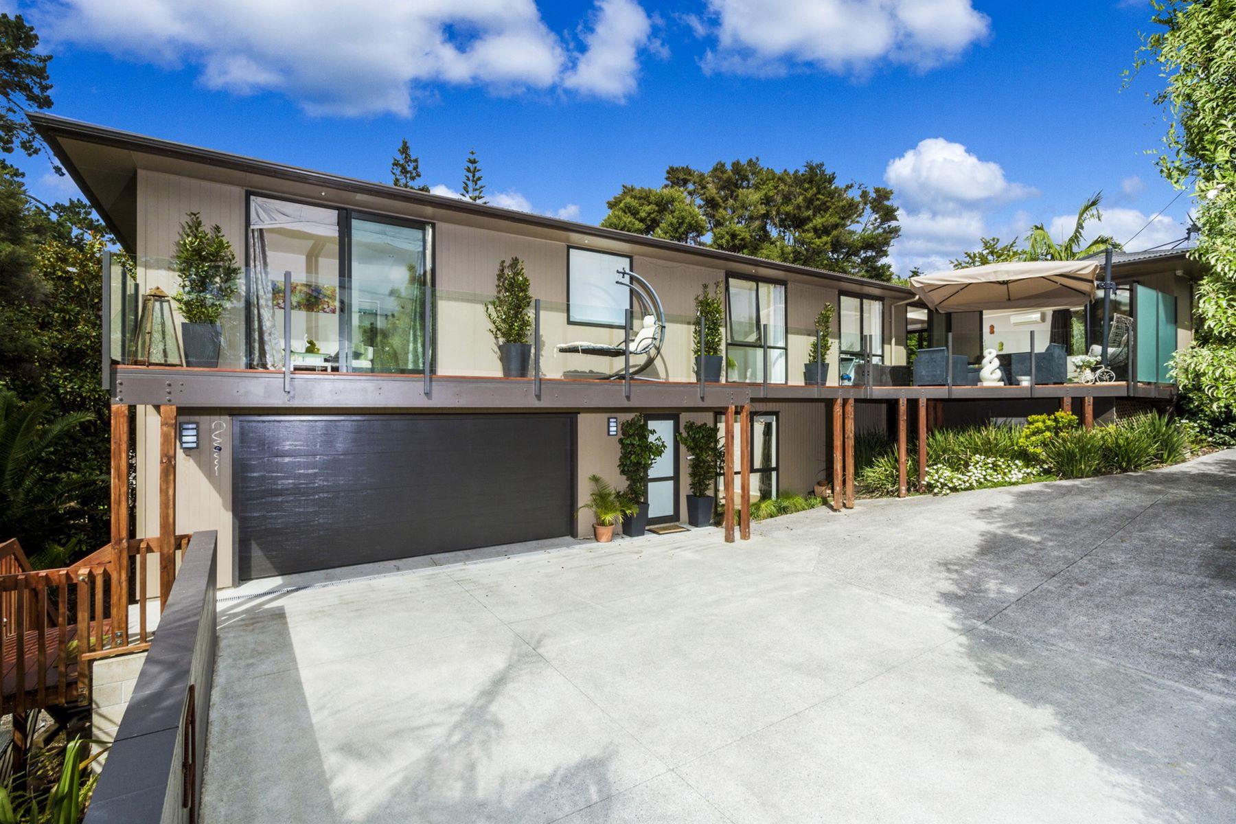 一戸建て のために 売買 アット 9A Roland Road, Greenhithe, Auckland 9A Roland Road Greenhithe Auckland, オークランド, 0632 ニュージーランド