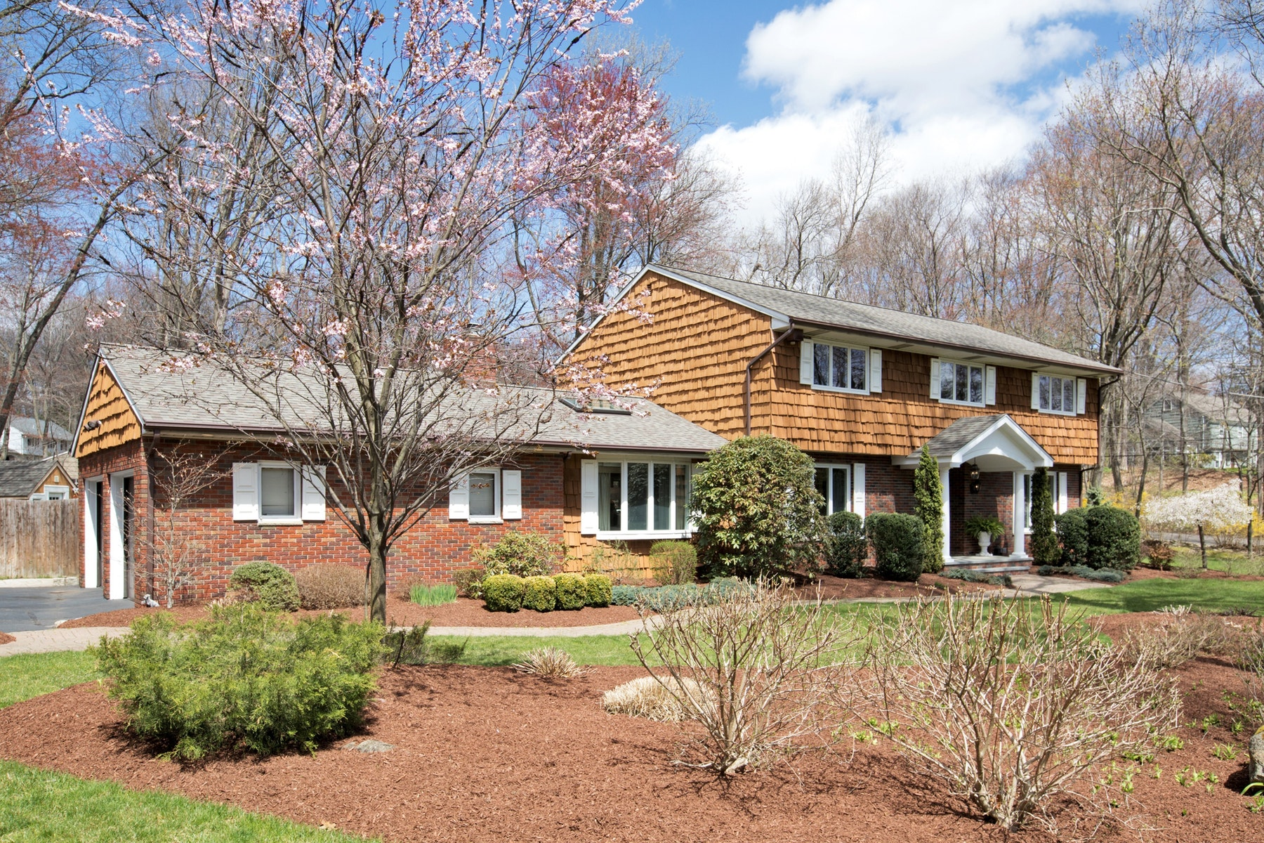 Single Family Home for Sale at Exquisite Center Hall Colonial Home. 81 Upper Saddle River Rd, Montvale, New Jersey 07645 United States