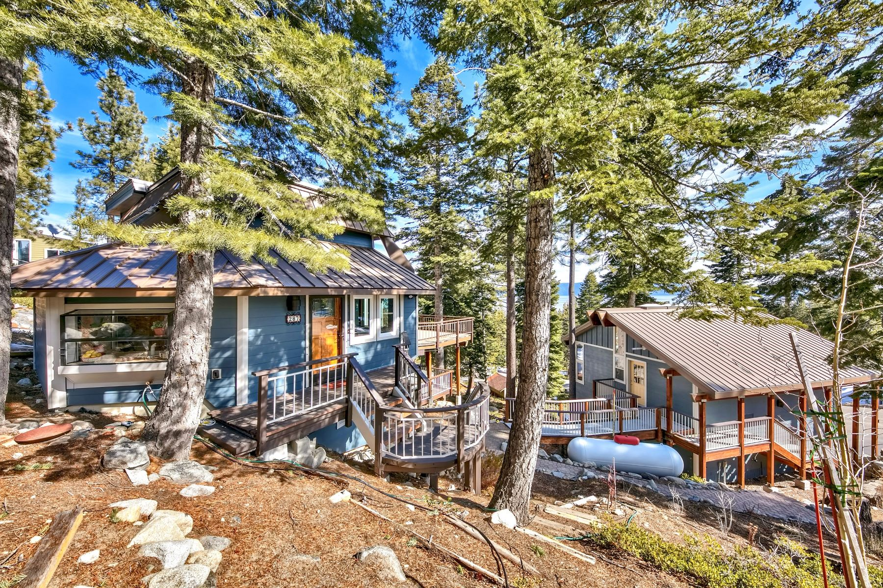Additional photo for property listing at 287 Cedar Ridge Road, Tahoma, CA 96142 287 Cedar Ridge Road Tahoma, California 96142 United States