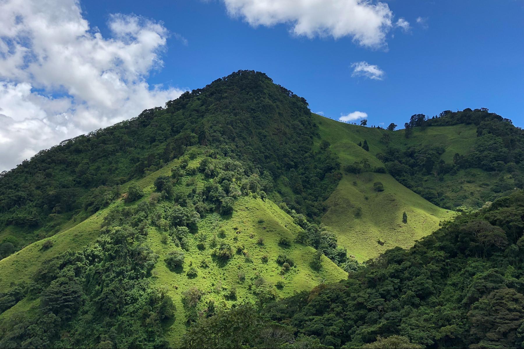 Land for Sale at Pico Blanco Mountain Property Escazu, San Jose Costa Rica