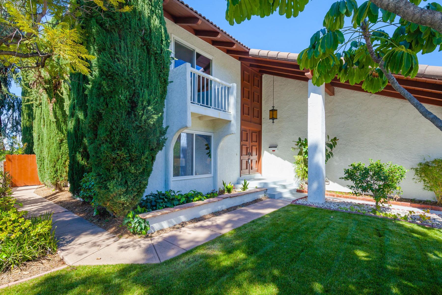 独户住宅 为 销售 在 6006 Camino Largo 圣地亚哥, 加利福尼亚州, 92120 美国