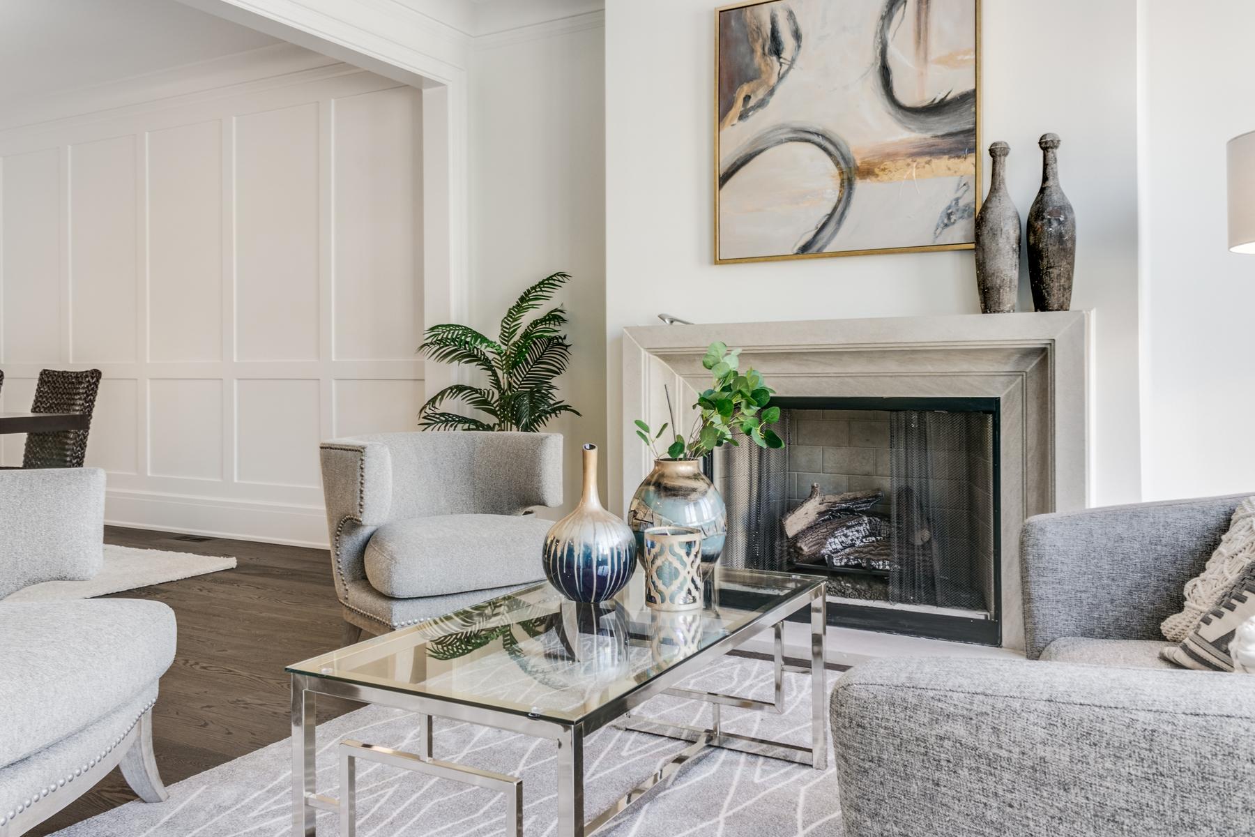 Condominiums for Sale at Birmingham 625 Brown Street Birmingham, Michigan 48009 United States