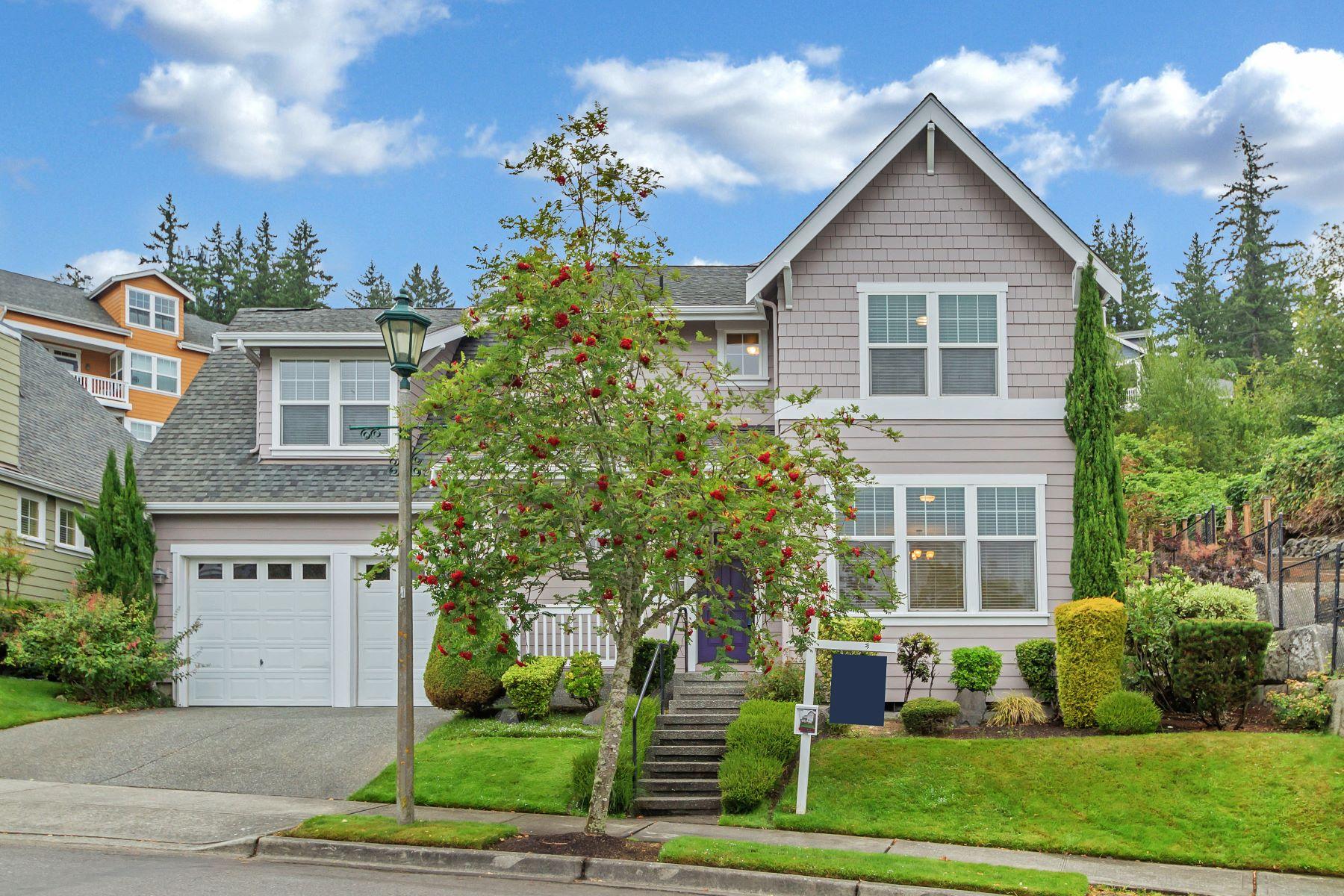 Single Family Homes por un Venta en Poulsbo Awaits 19702 Ash Crest Lp NE Poulsbo, Washington 98370 Estados Unidos