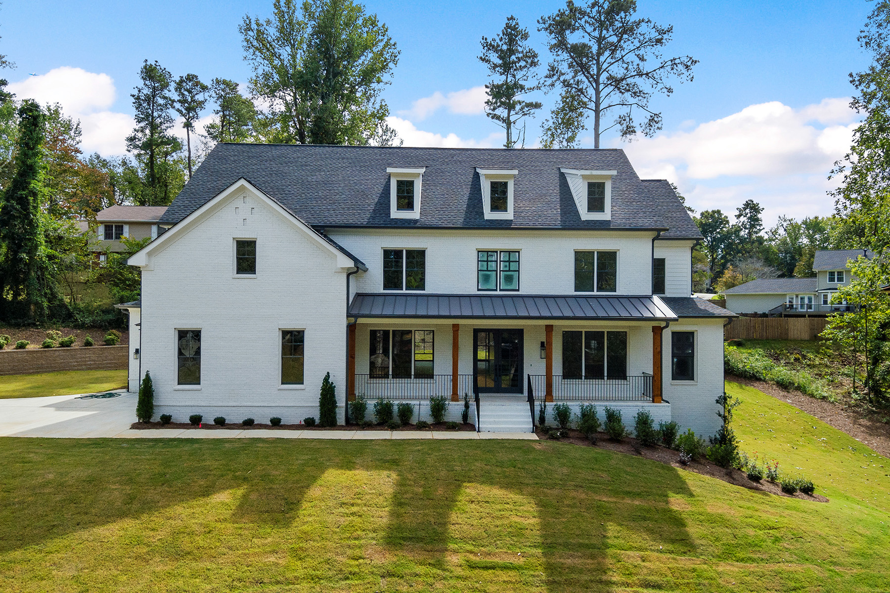 Single Family Homes for Active at New Custom Construction in Sought-After East Cobb Community 4041 Summit Drive Marietta, Georgia 30068 United States