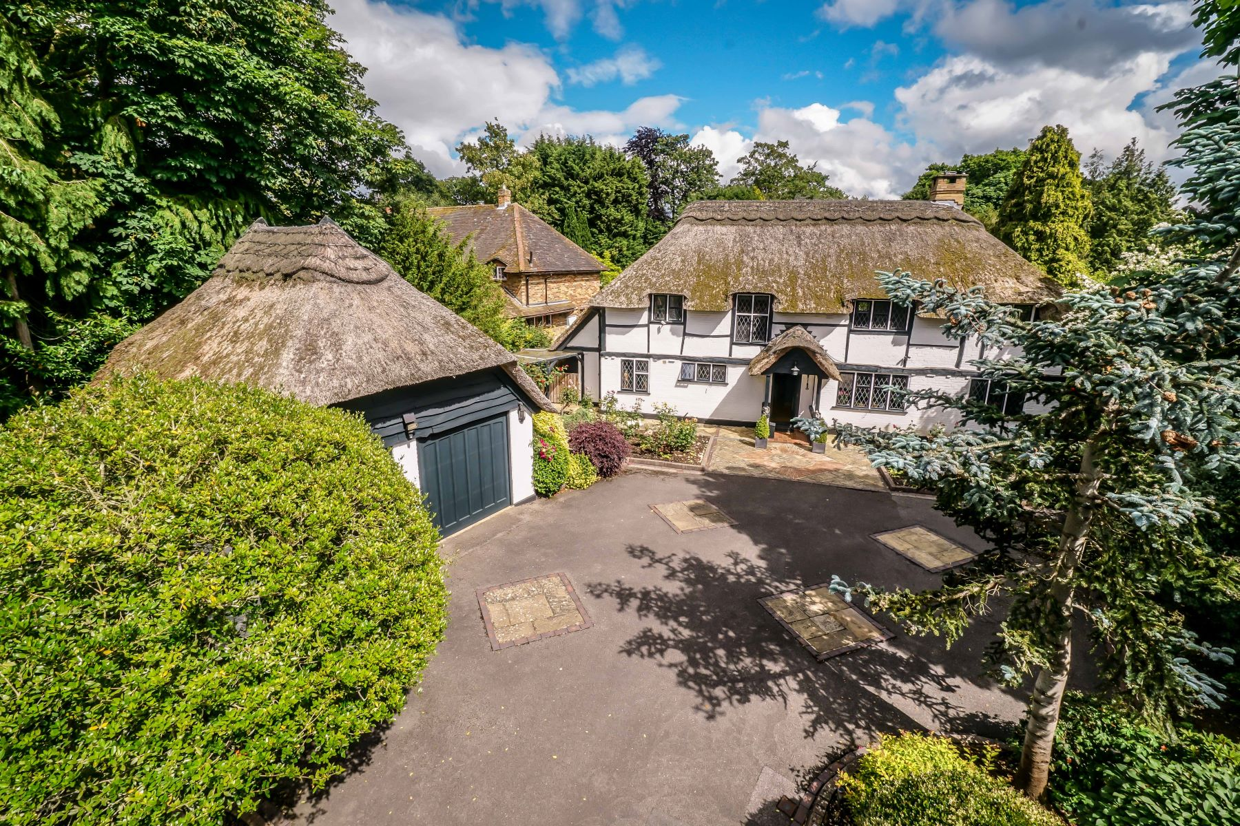 Single Family Homes for Sale at Little Thatch The Chase Oxshott, England KT22 0HR United Kingdom