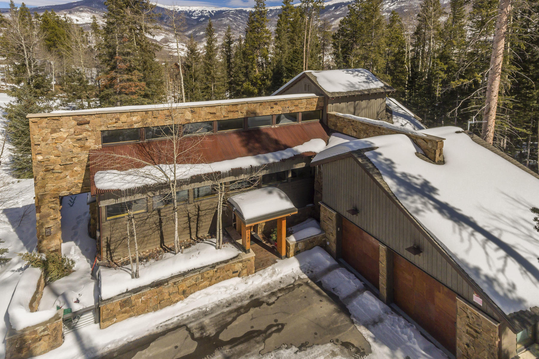 Single Family Homes for Sale at Eagles Nest Golf Course 580 Two Cabins Drive Silverthorne, Colorado 80498 United States
