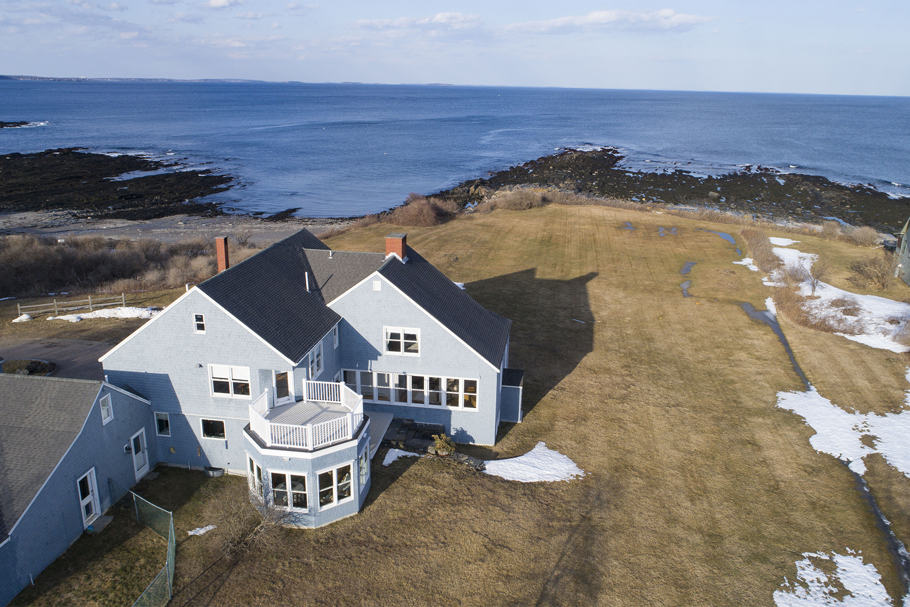 Single Family Home for Sale at 15 Running Tide Road Cape Elizabeth, Maine 04107 United States