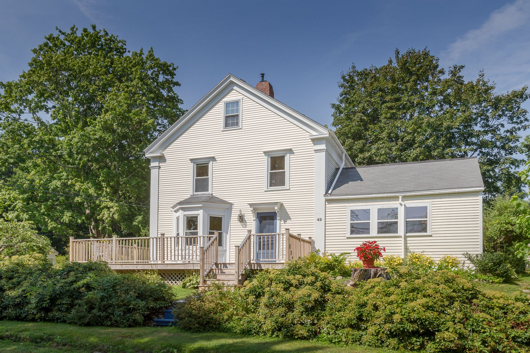Single Family Home for Sale at 42 Sea Street Rockport, Maine 04856 United States