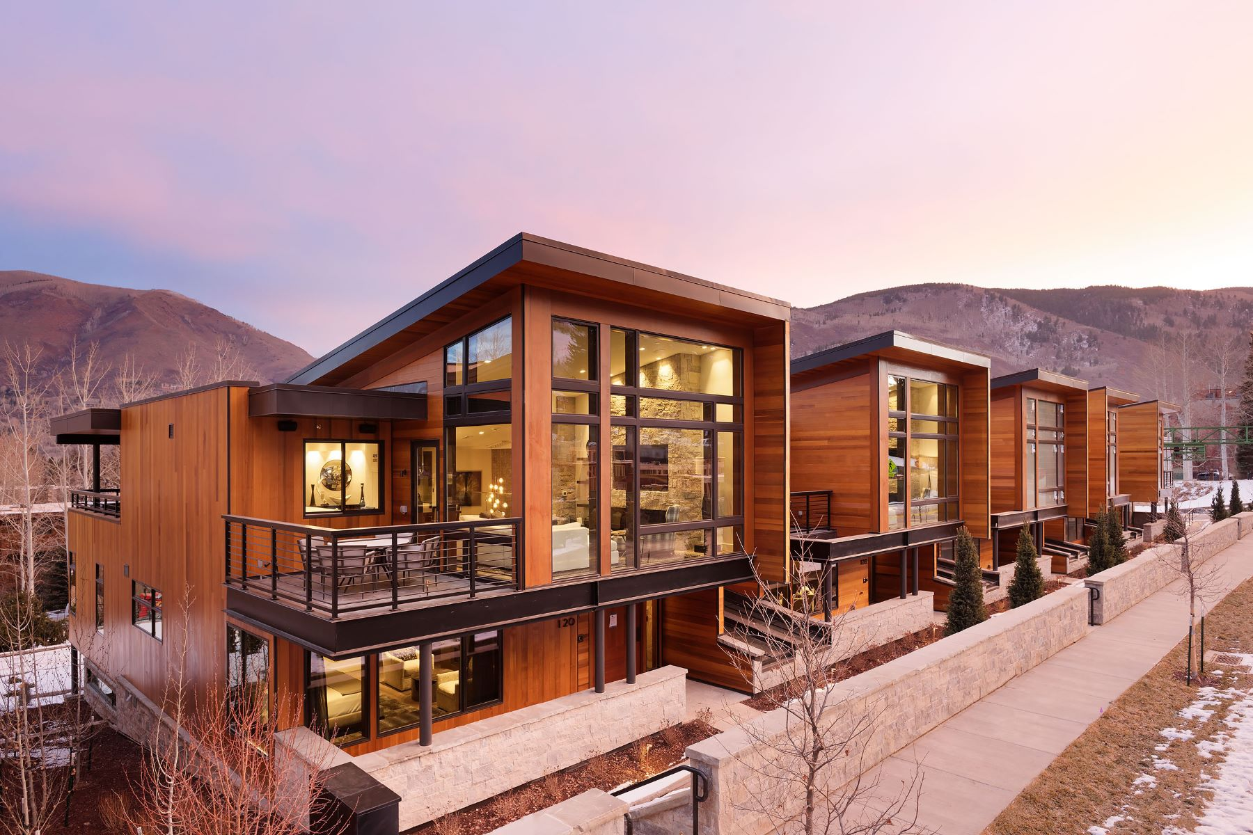 townhouses for Sale at Downtown Masterpiece 120 Juan Street Aspen, Colorado 81611 United States